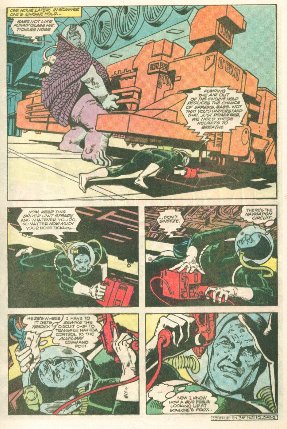 Read online Atari Force (1984) comic -  Issue #11 - 15