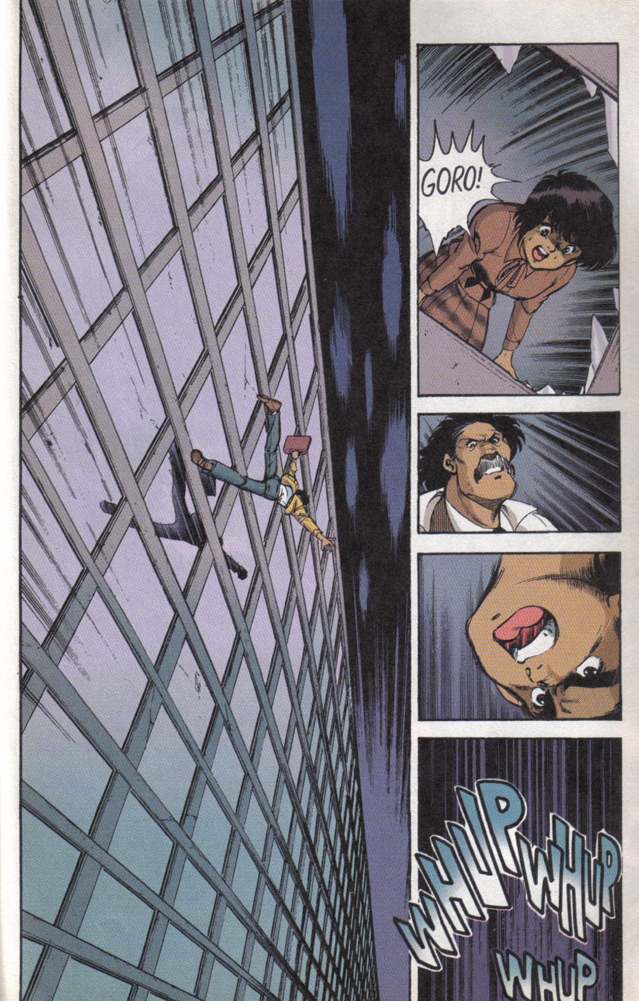 Read online Dark Horse Classics: Terror of Godzilla comic -  Issue #5 - 26