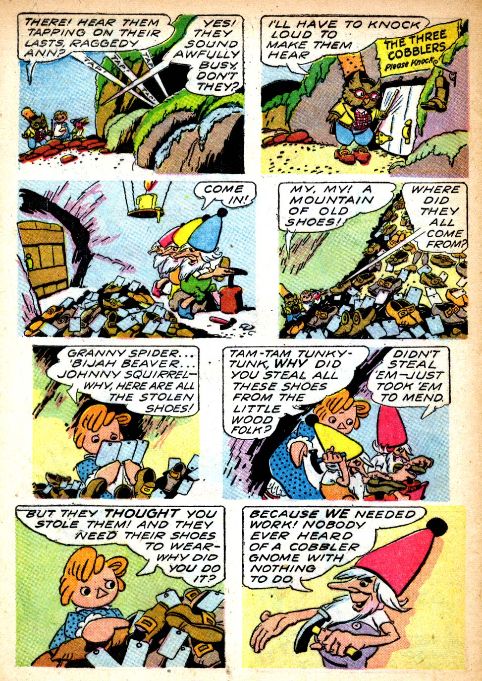 Four Color Comics issue 262 - Page 48