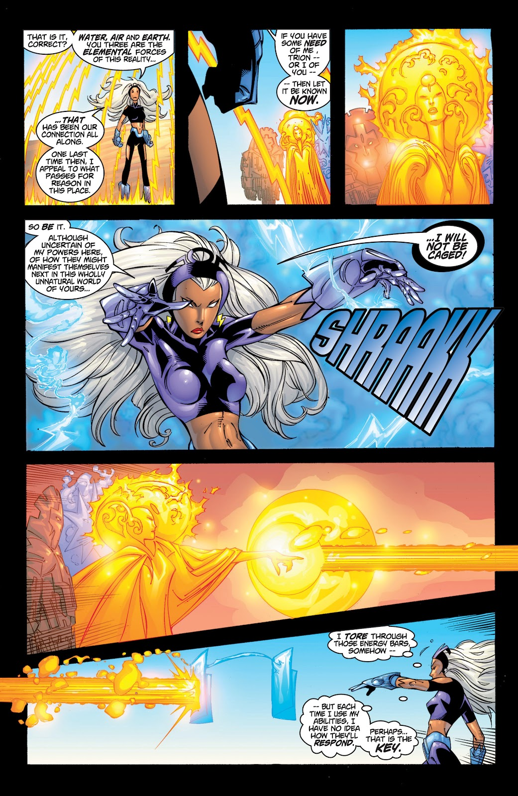 Uncanny X-Men (1963) issue 369 - Page 12