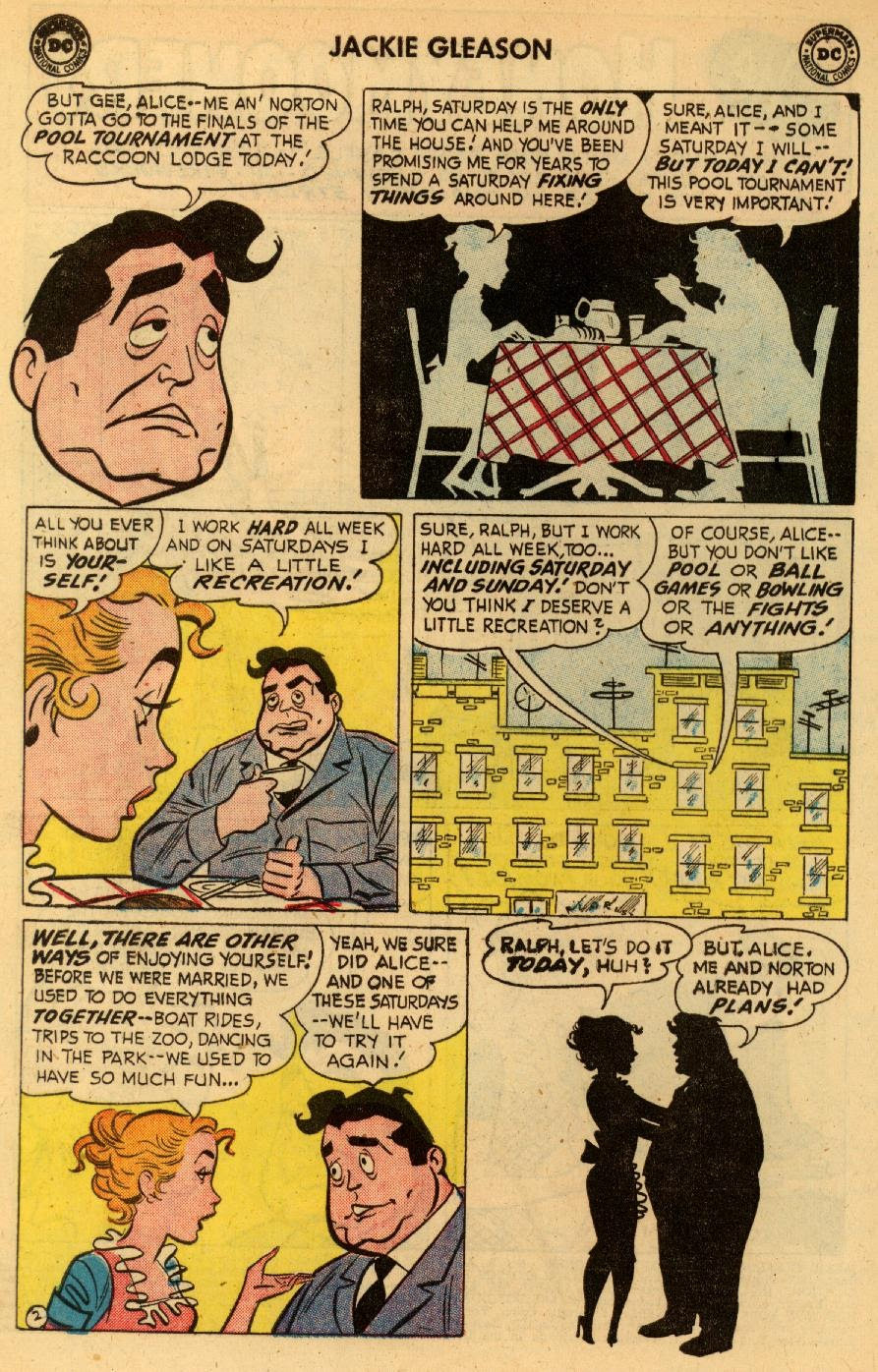 Jackie Gleason and the Honeymooners issue 8 - Page 4
