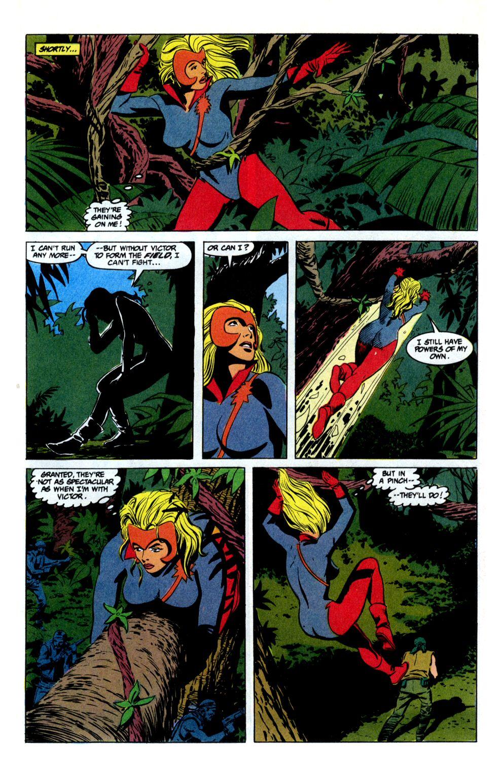 Read online Powerline comic -  Issue #8 - 19