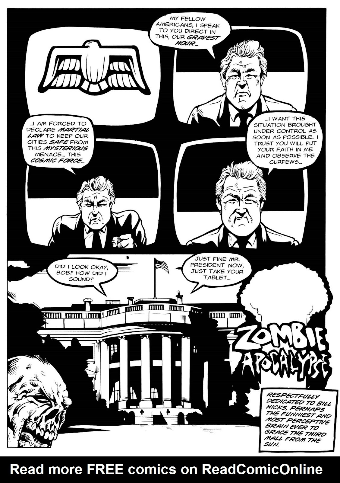 Read online Night of the Living Dead (1994) comic -  Issue #3 - 3