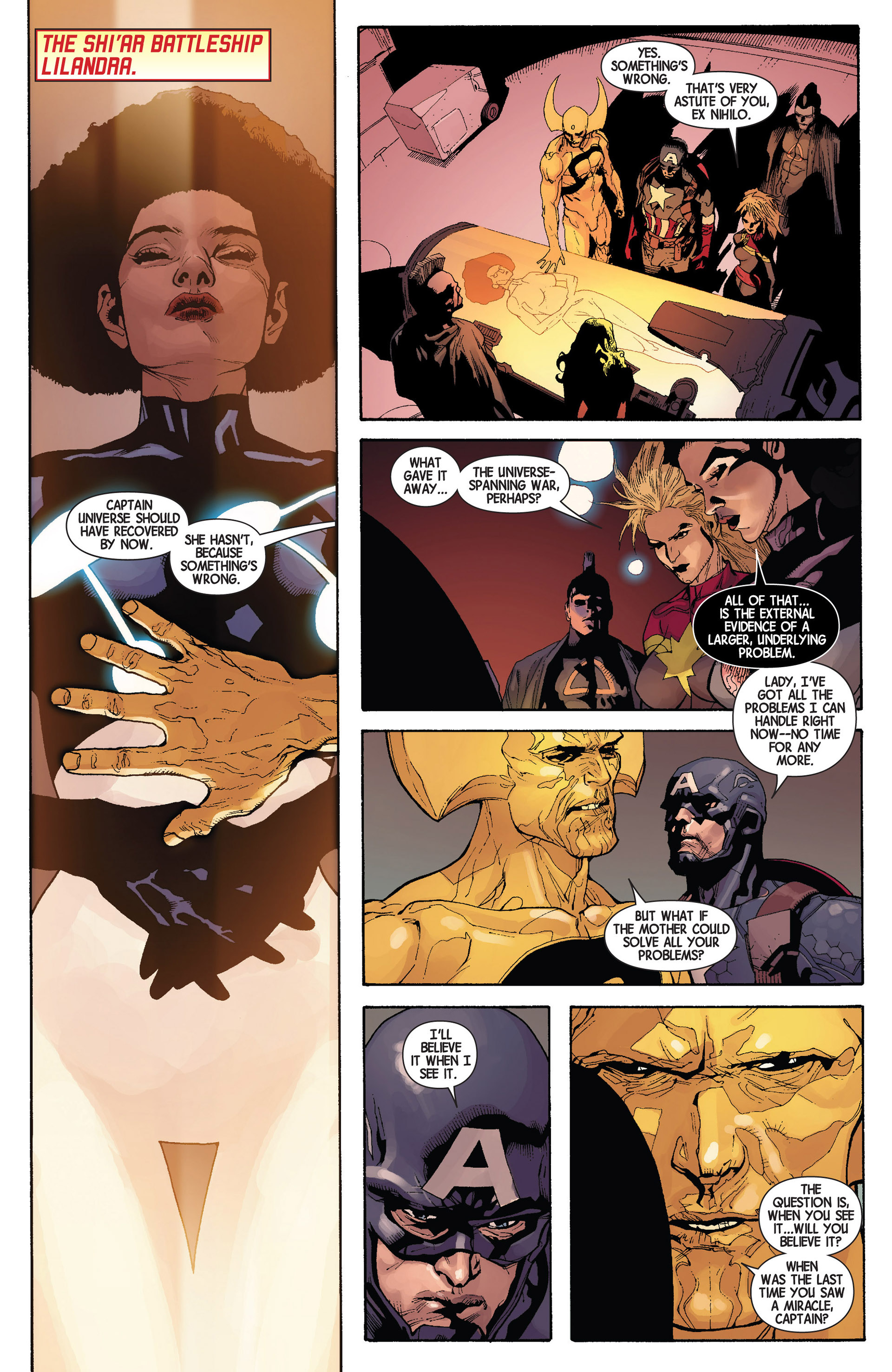 Read online Avengers (2013) comic -  Issue #21 - 6