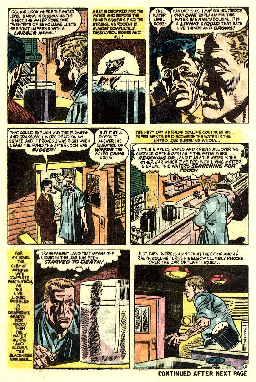 Journey Into Mystery (1972) issue 14 - Page 21