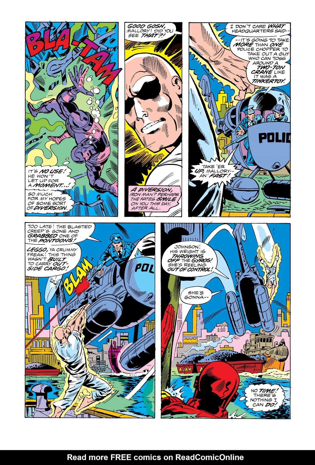 Read online Marvel Masterworks: The Invincible Iron Man comic -  Issue # TPB 11 (Part 1) - 61
