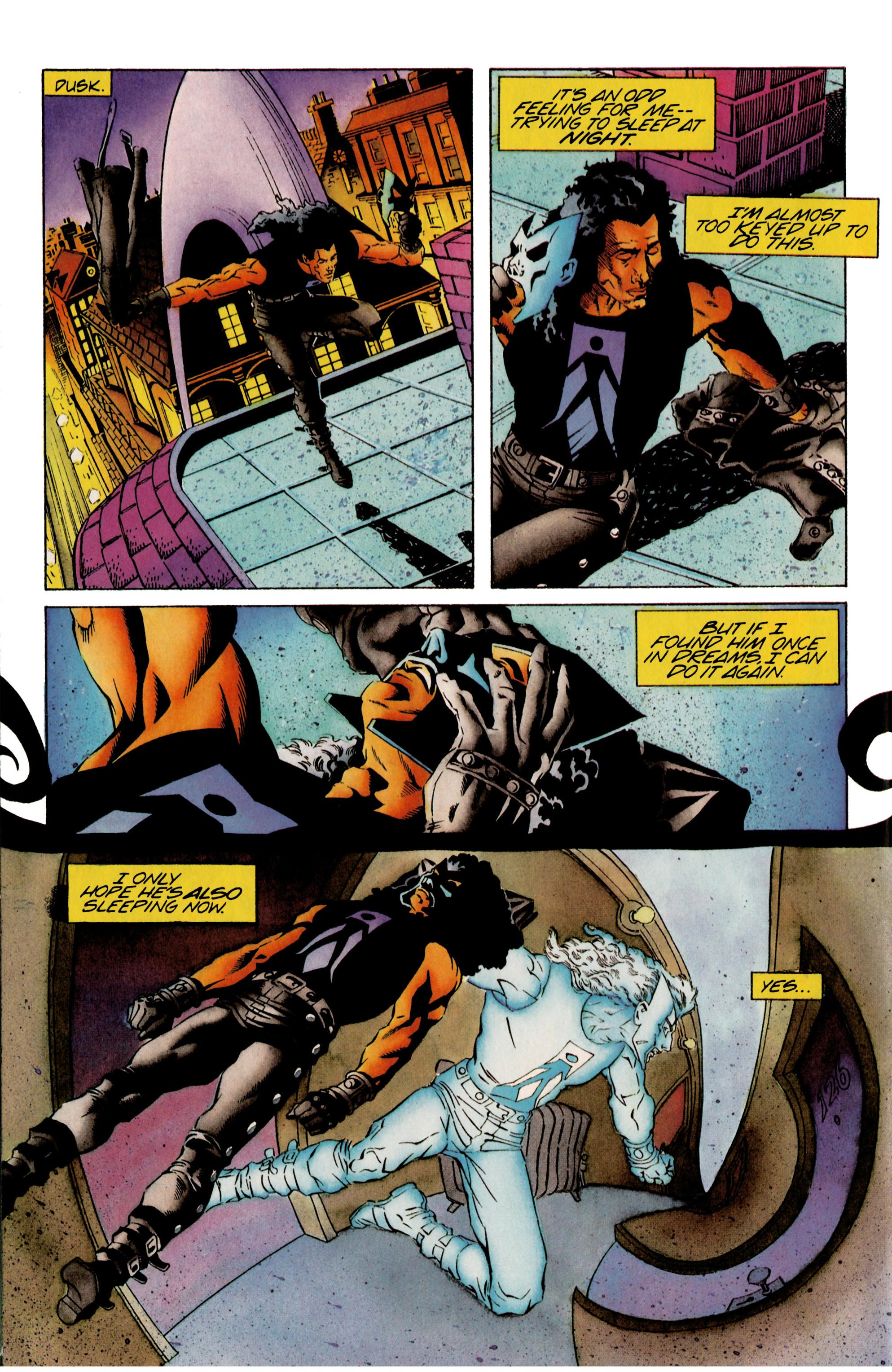 Read online Shadowman (1992) comic -  Issue #25 - 17