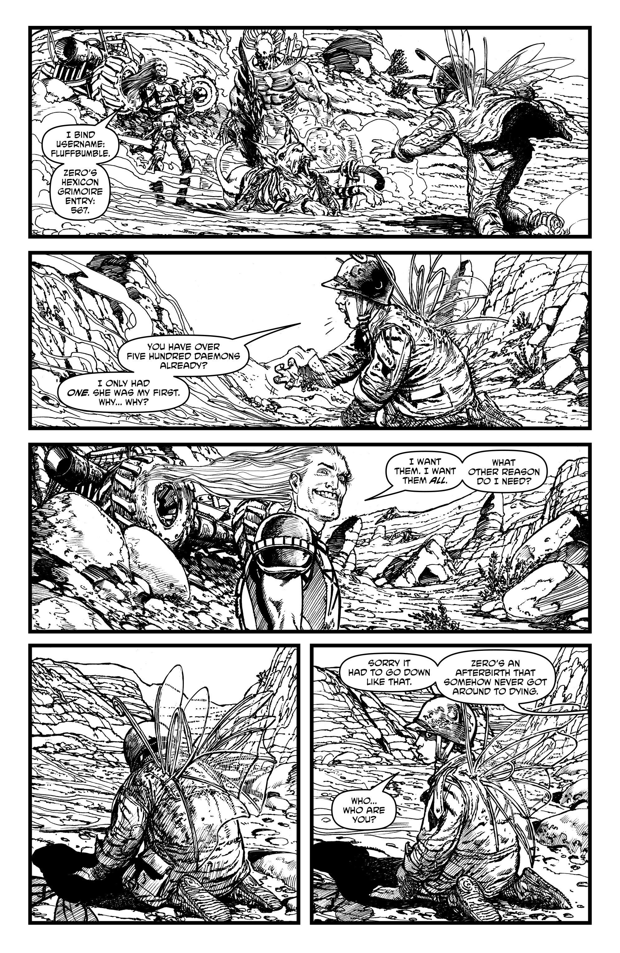 Read online Alan Moore's Cinema Purgatorio comic -  Issue #1 - 31