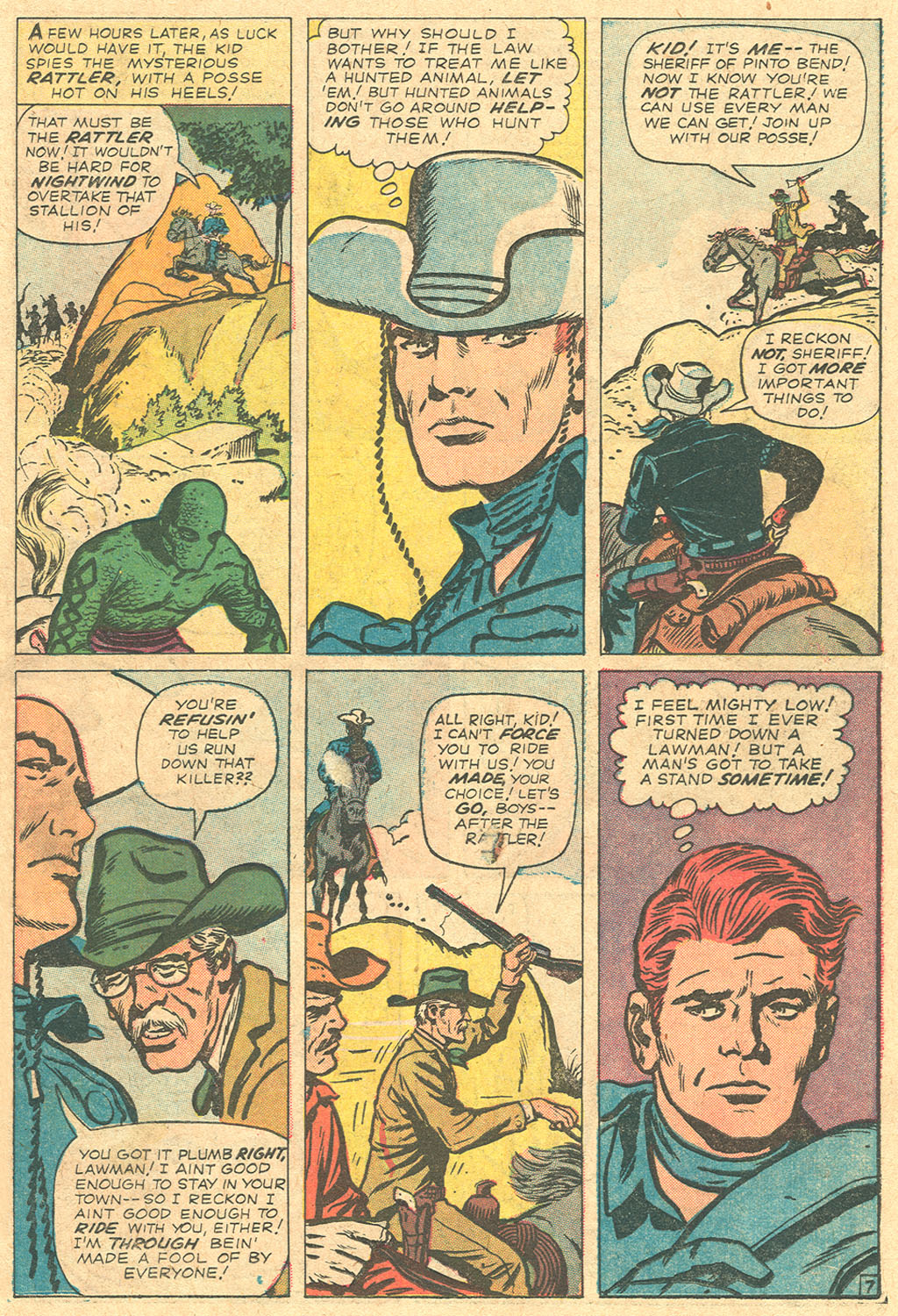 The Rawhide Kid (1955) issue 37 - Page 11