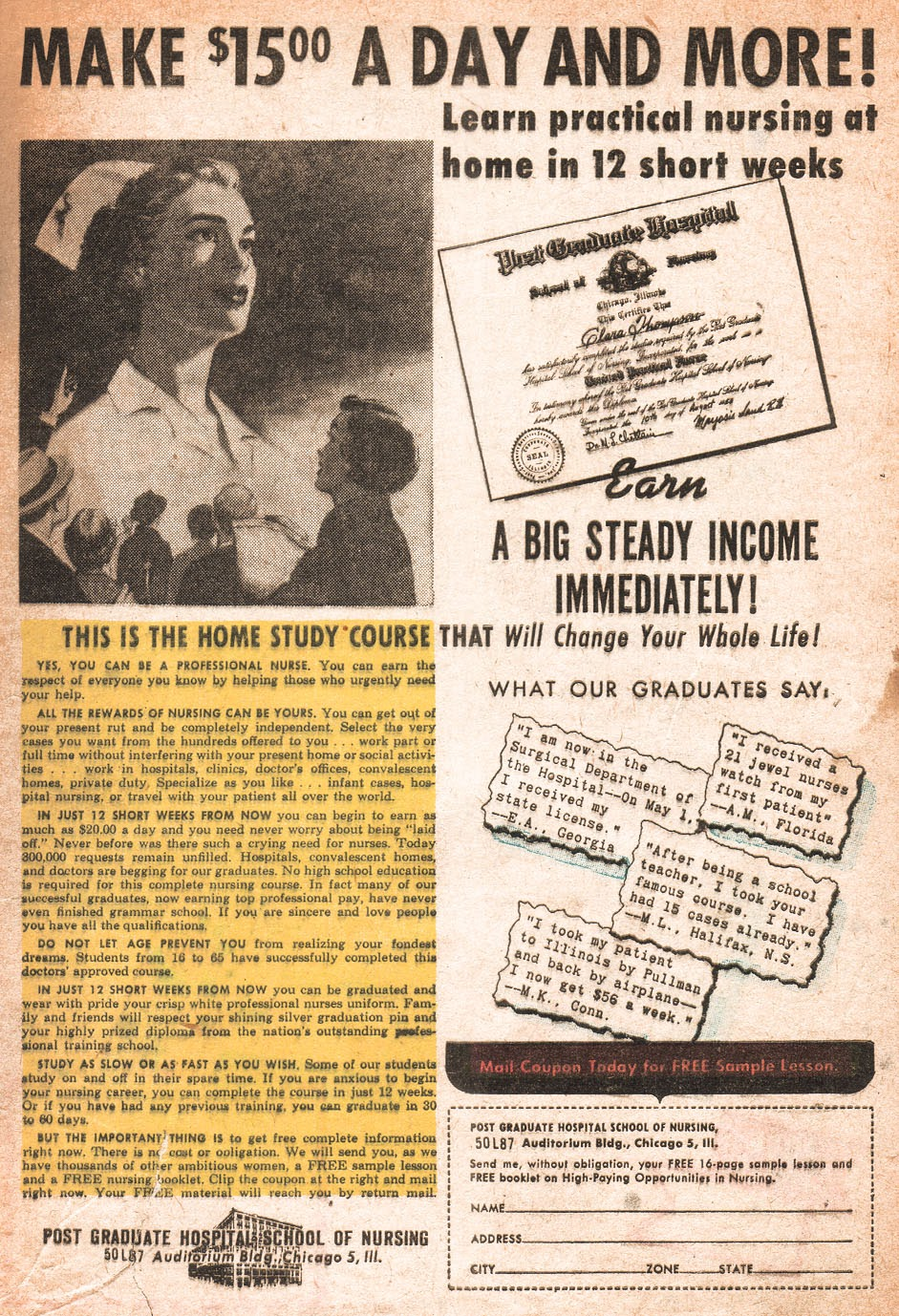 Read online Nellie The Nurse (1957) comic -  Issue # Full - 34
