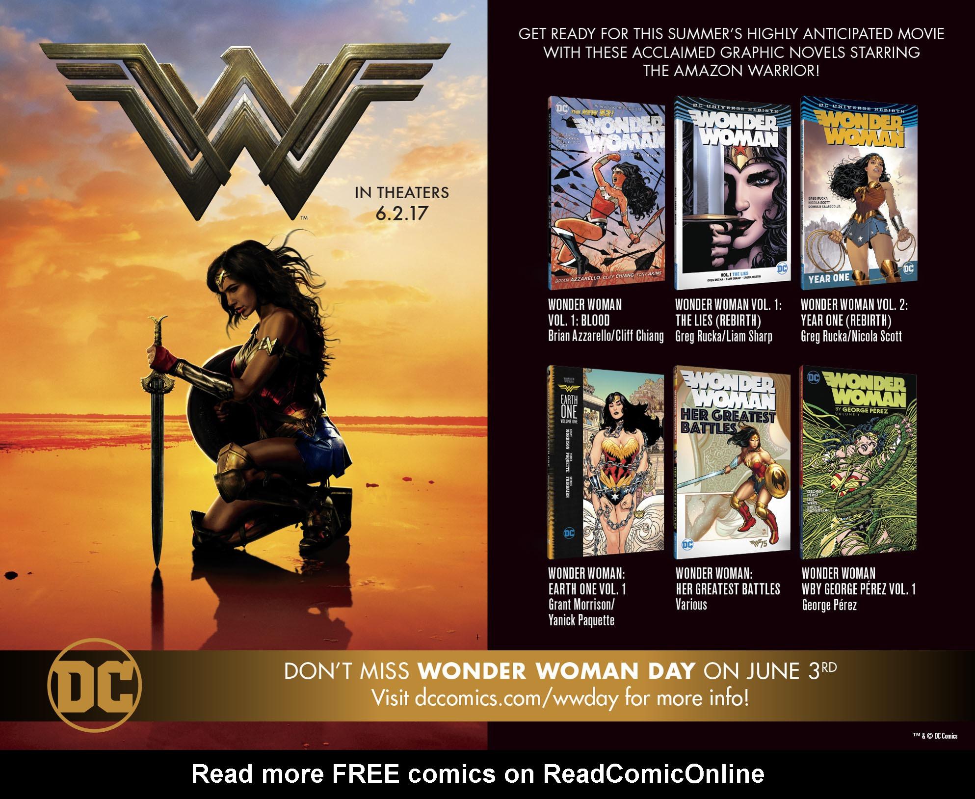 Read online DC Comics: Bombshells comic -  Issue #94 - 24
