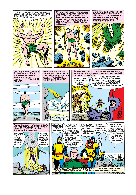 Uncanny X-Men (1963) 6 Page 22
