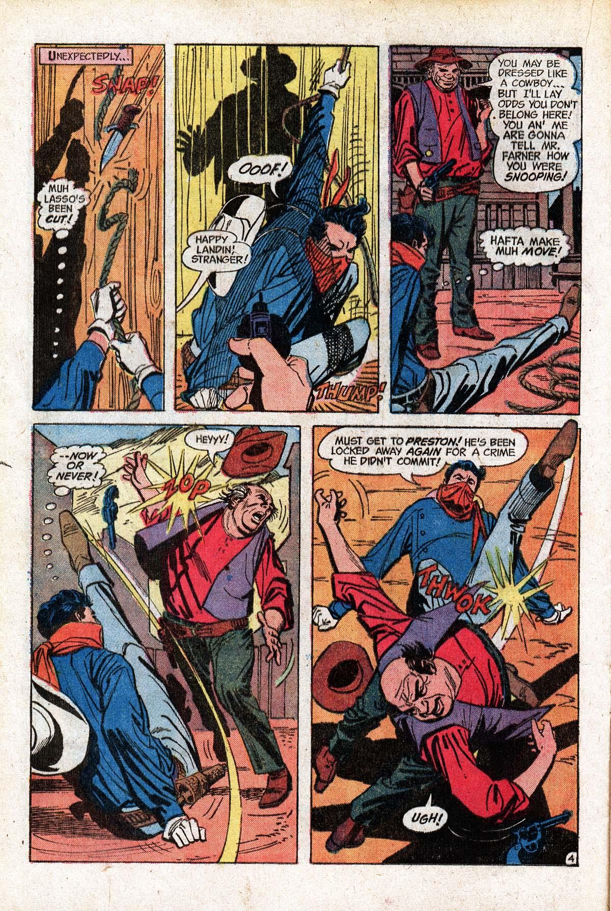 Read online Adventure Comics (1938) comic -  Issue #427 - 16