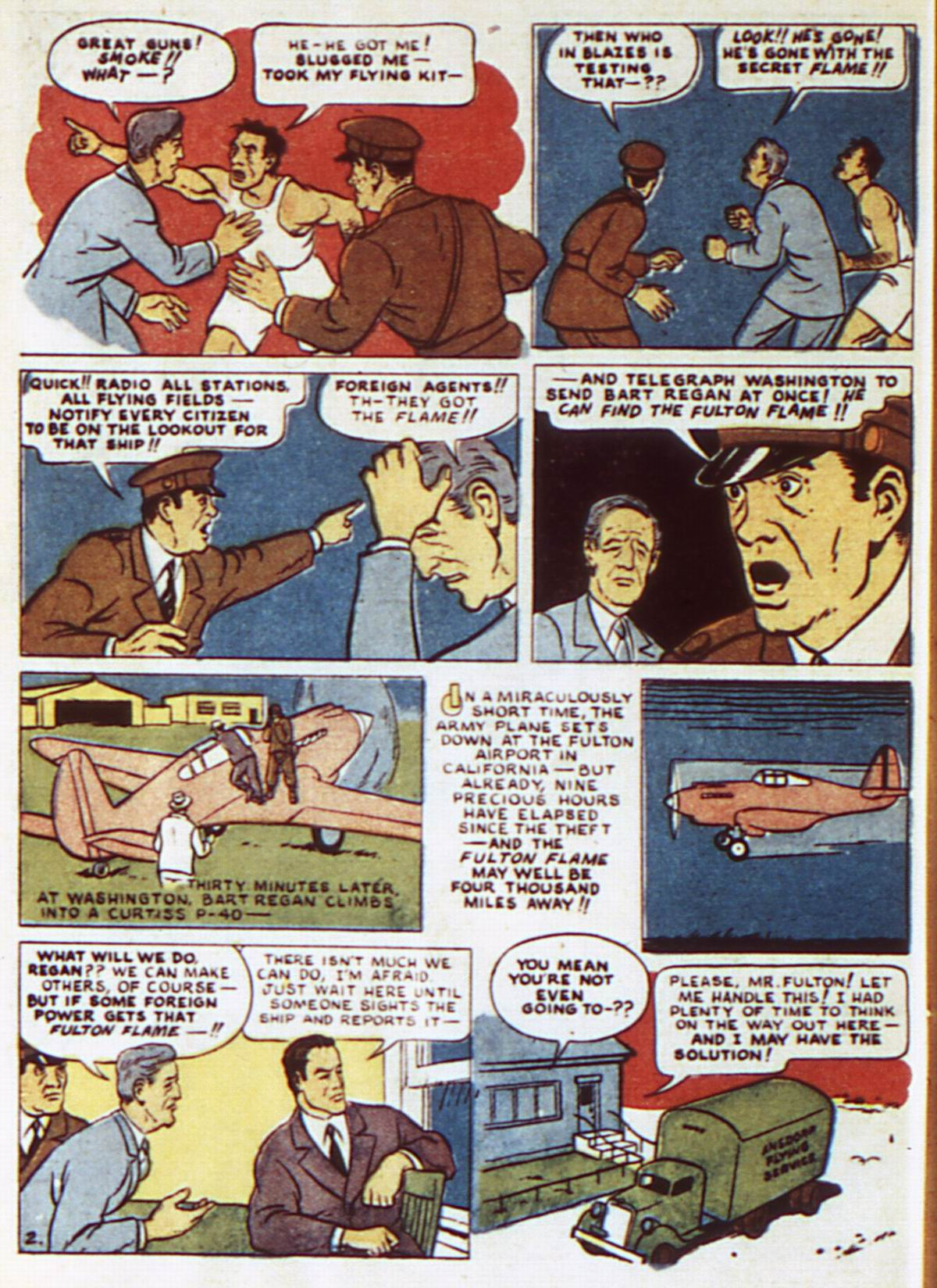 Read online Detective Comics (1937) comic -  Issue #52 - 18
