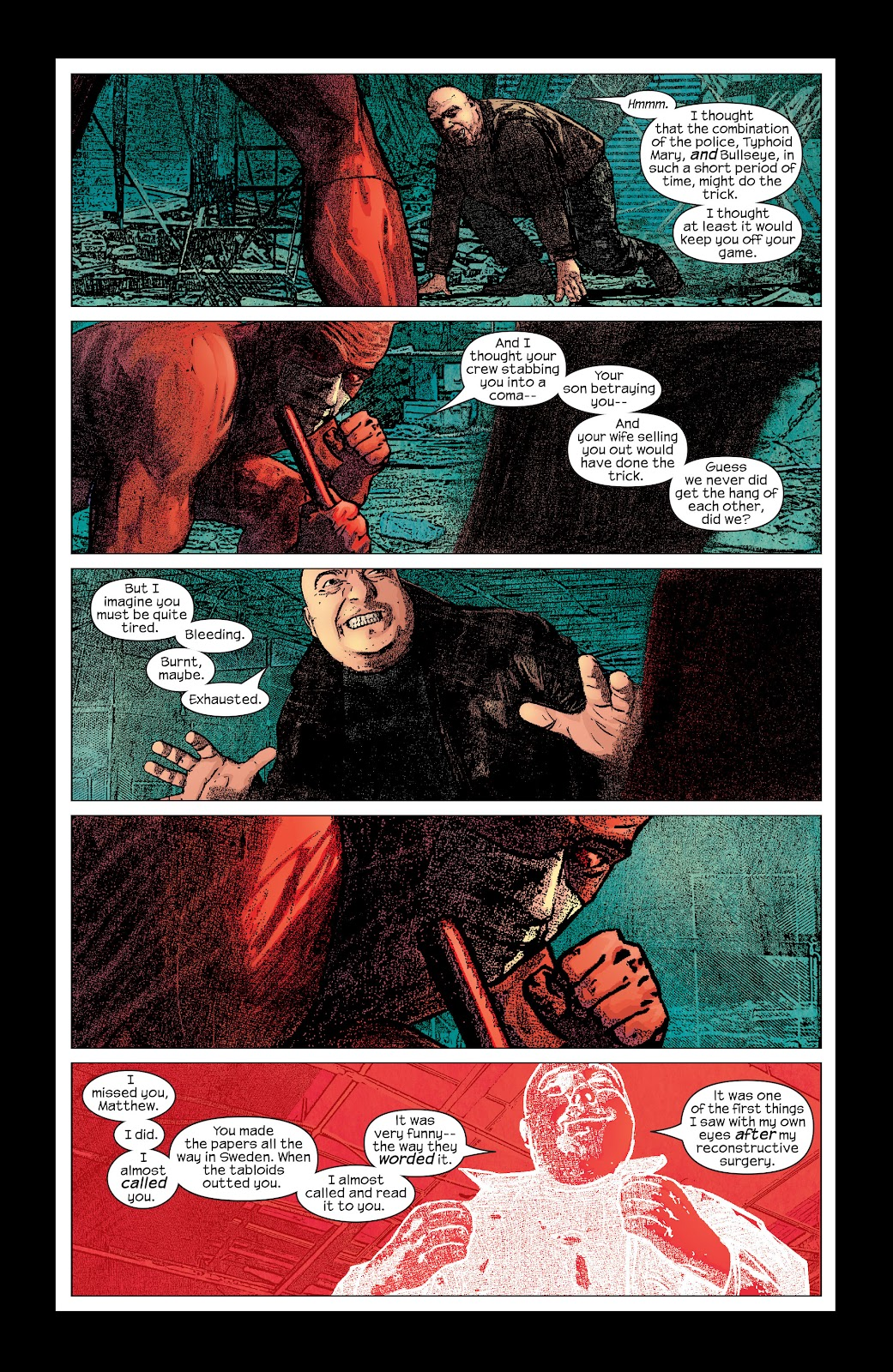 Read online Daredevil (1998) comic -  Issue # _Ultimate_Collection TPB 2 (Part 3) - 15