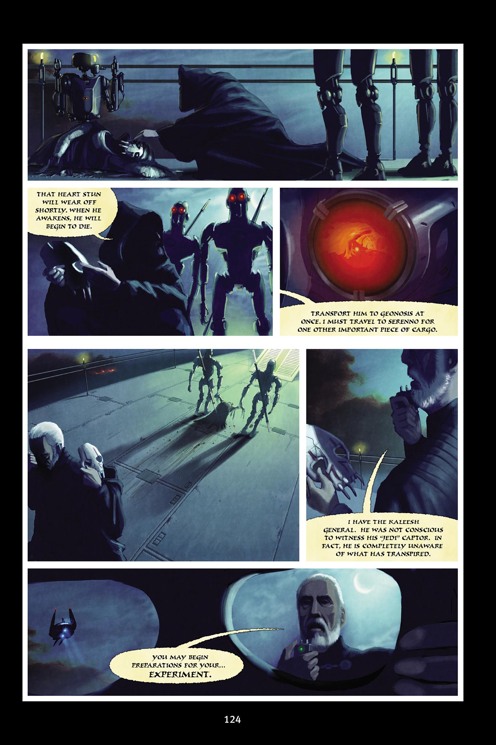Read online Star Wars Omnibus comic -  Issue # Vol. 30 - 122