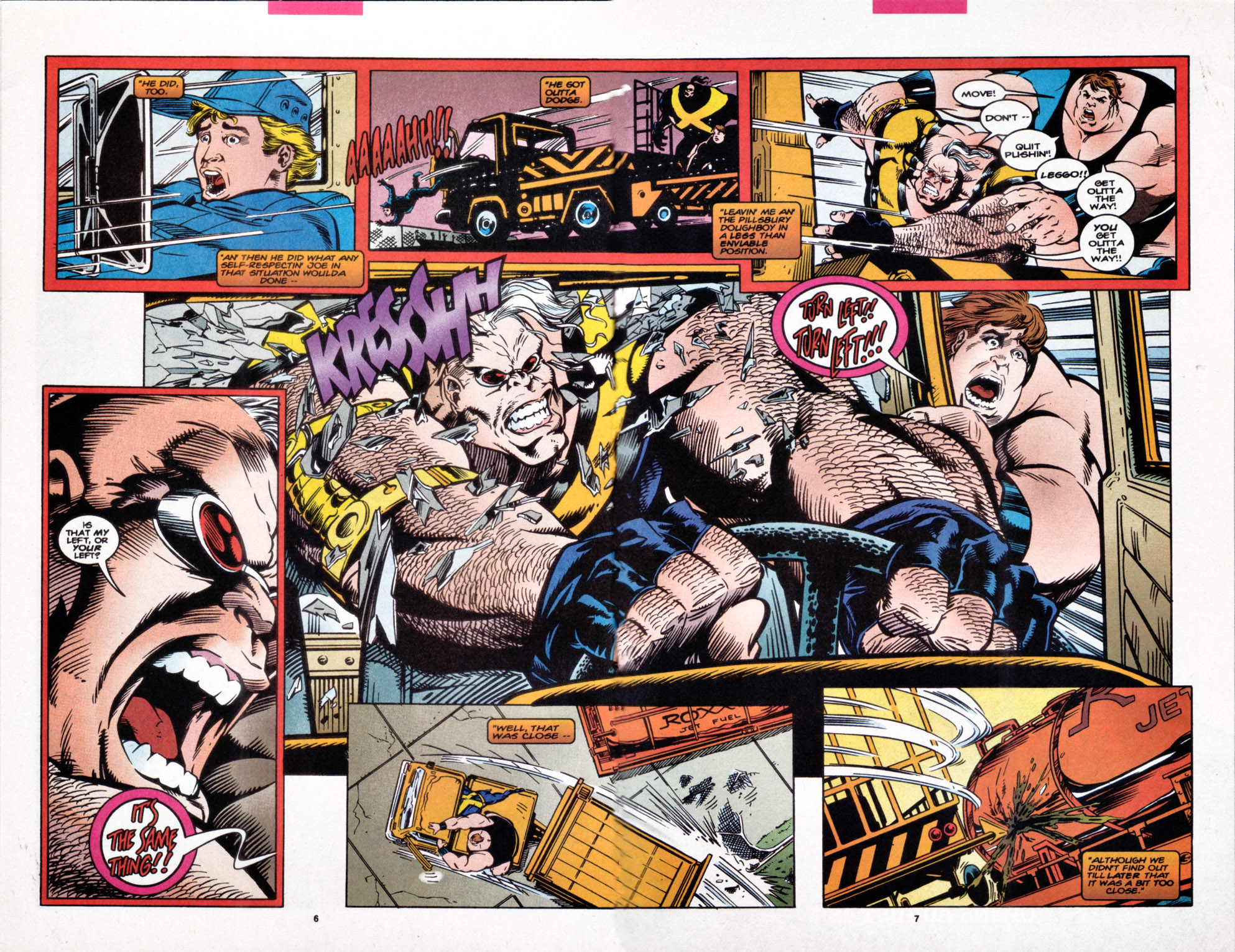 Read online X-Factor (1986) comic -  Issue #107 - 7