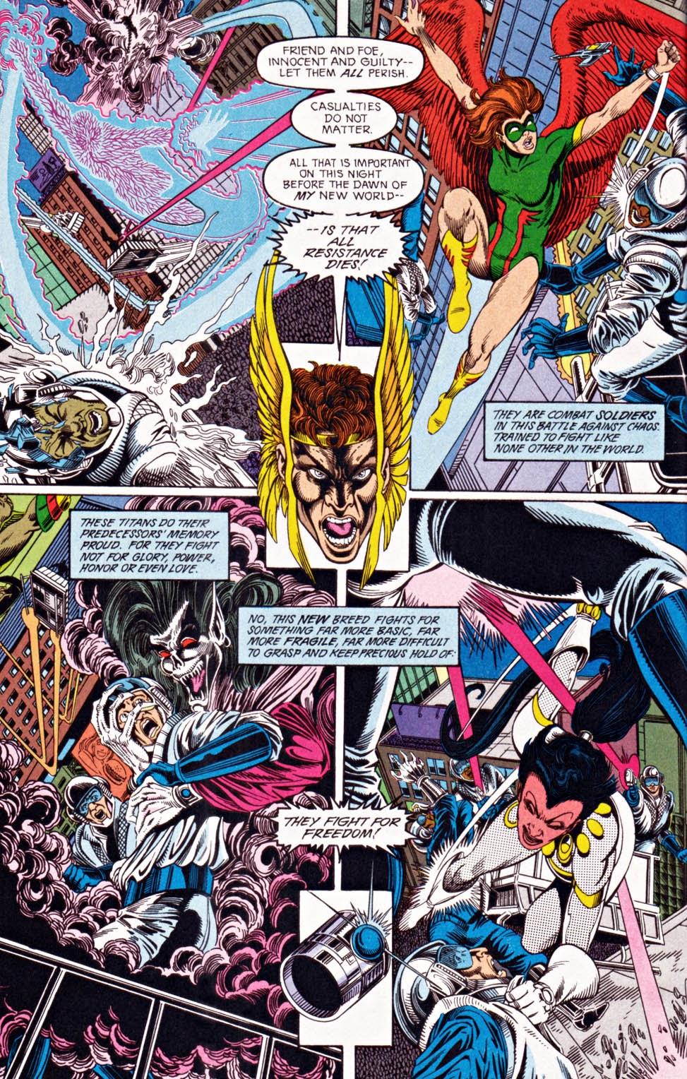 Read online Team Titans comic -  Issue #1e - 15