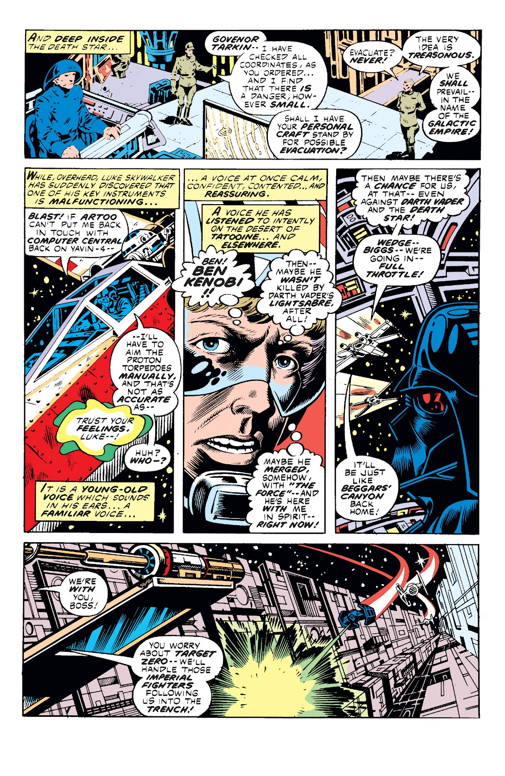 Read online Star Wars Legends: The Original Marvel Years - Epic Collection comic -  Issue # TPB 1 (Part 2) - 9