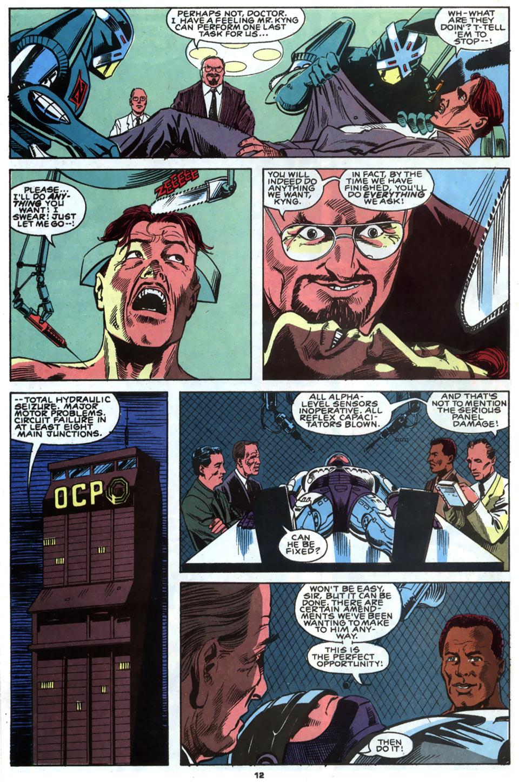 Read online Robocop (1990) comic -  Issue #2 - 10