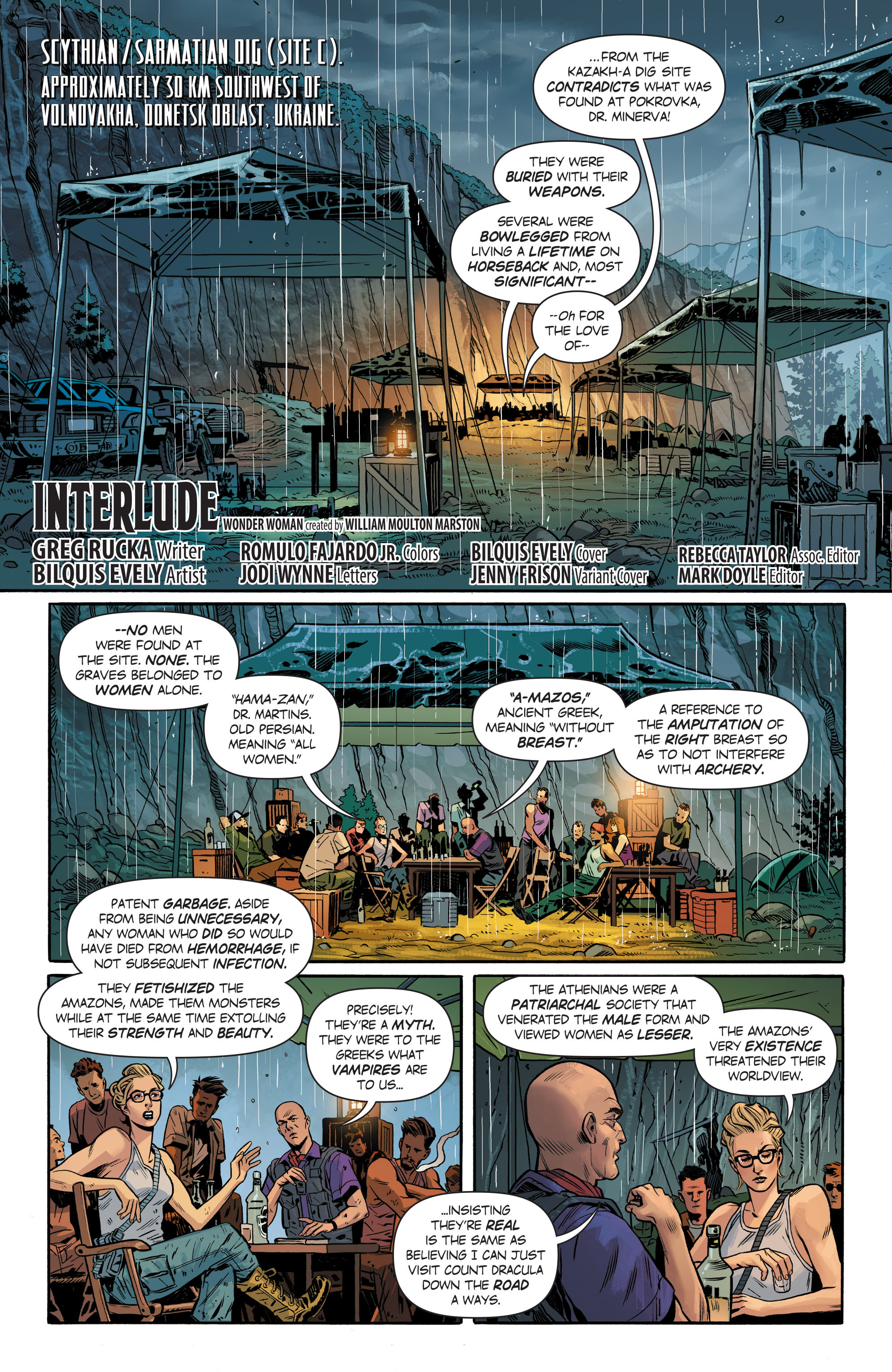 Read online Wonder Woman (2016) comic -  Issue #8 - 7
