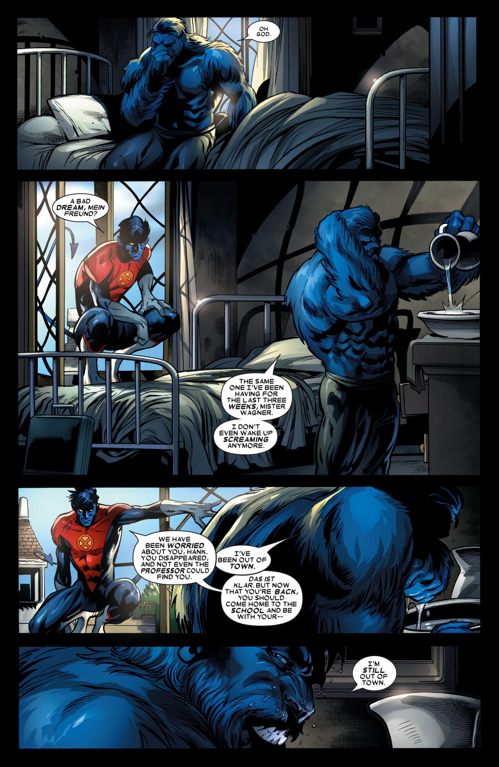 X-Men (1991) 204 Page 25