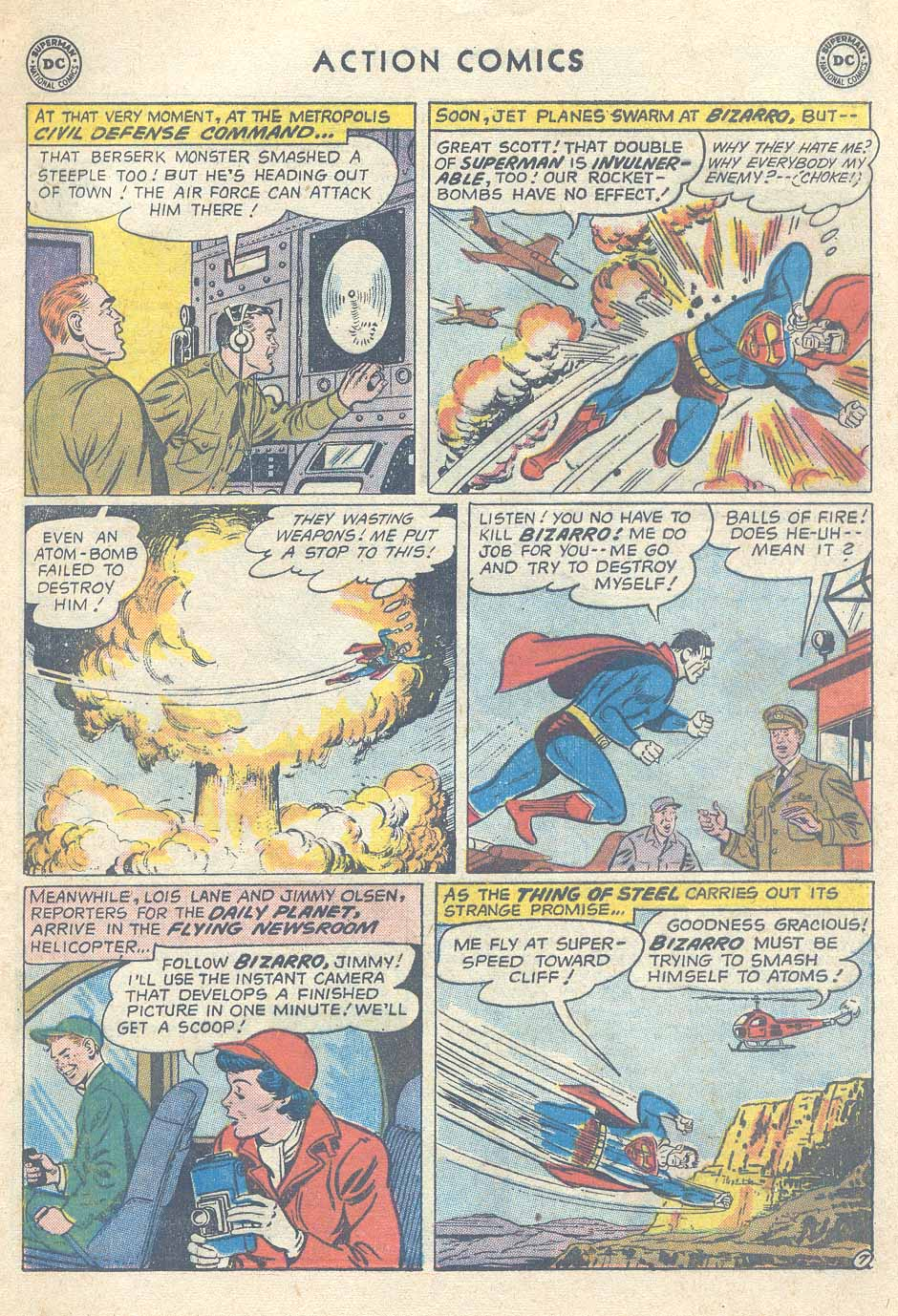 Action Comics (1938) 254 Page 8