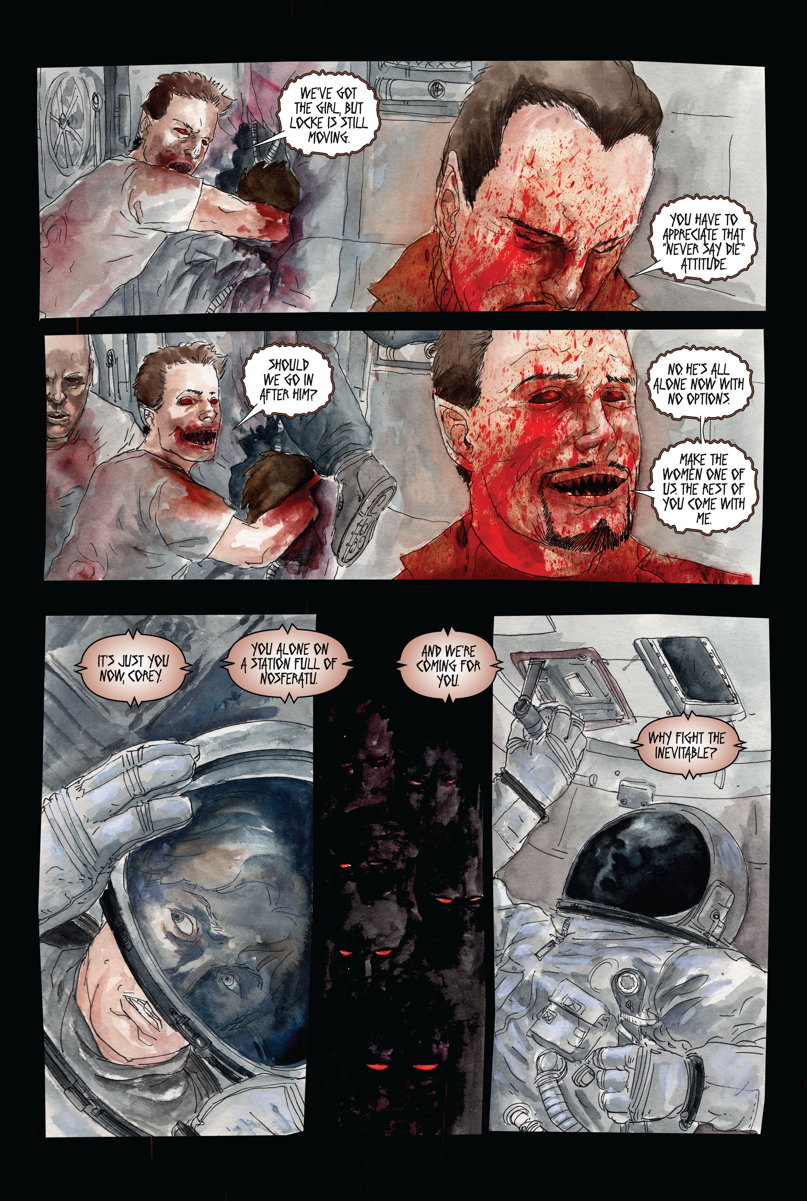 30 Days of Night: Dead Space 3 Page 10