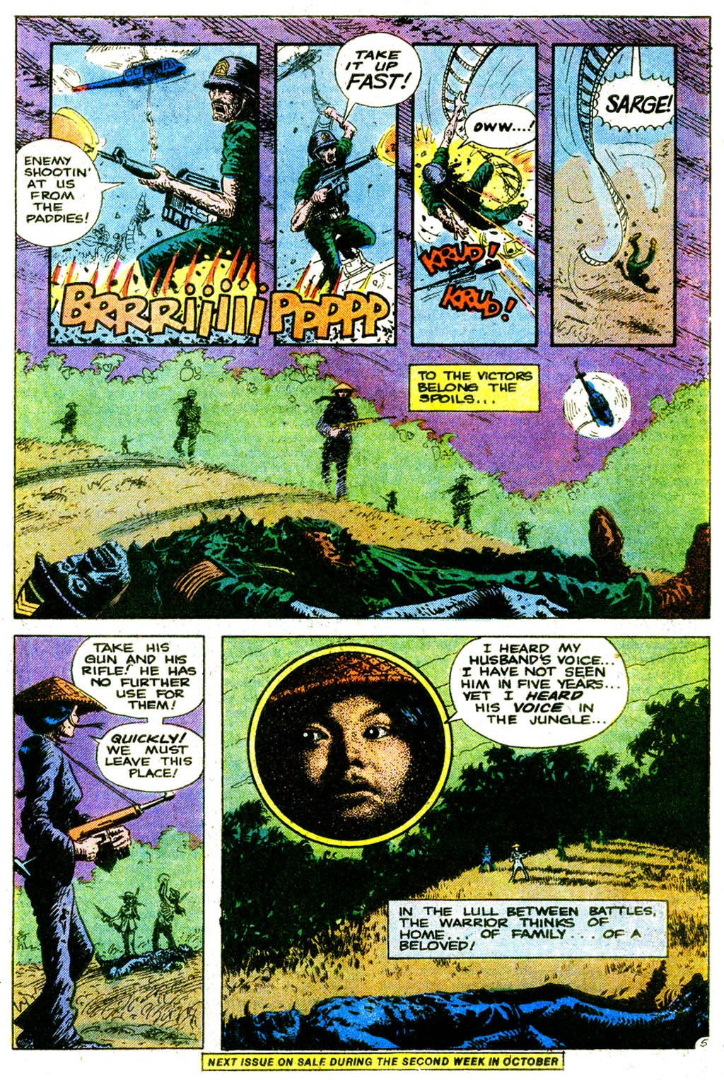 Read online Sgt. Rock comic -  Issue #311 - 30
