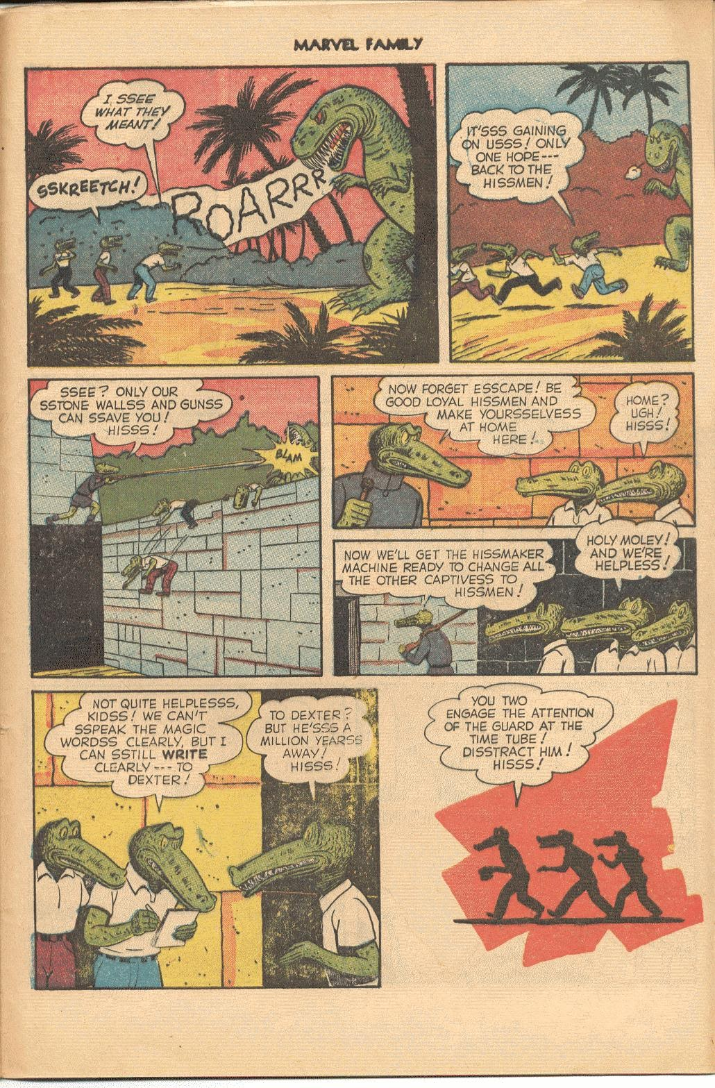 The Marvel Family issue 74 - Page 29