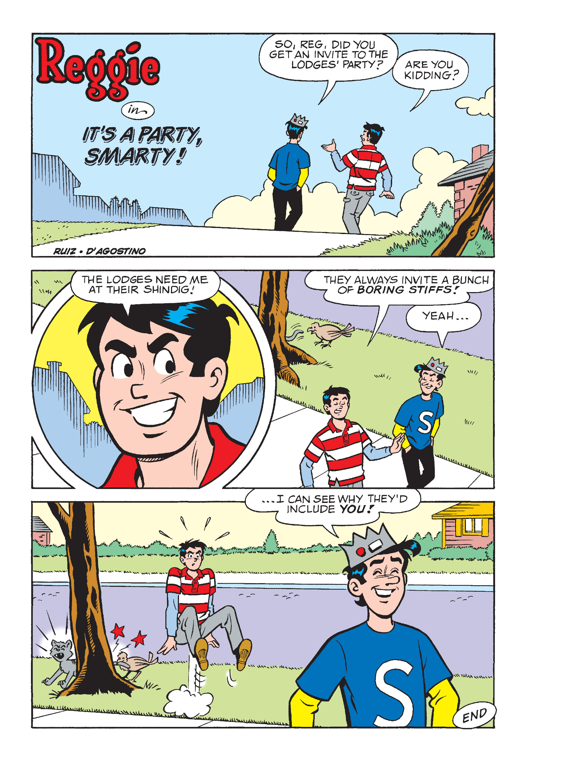 Read online Archie's Funhouse Double Digest comic -  Issue #15 - 58