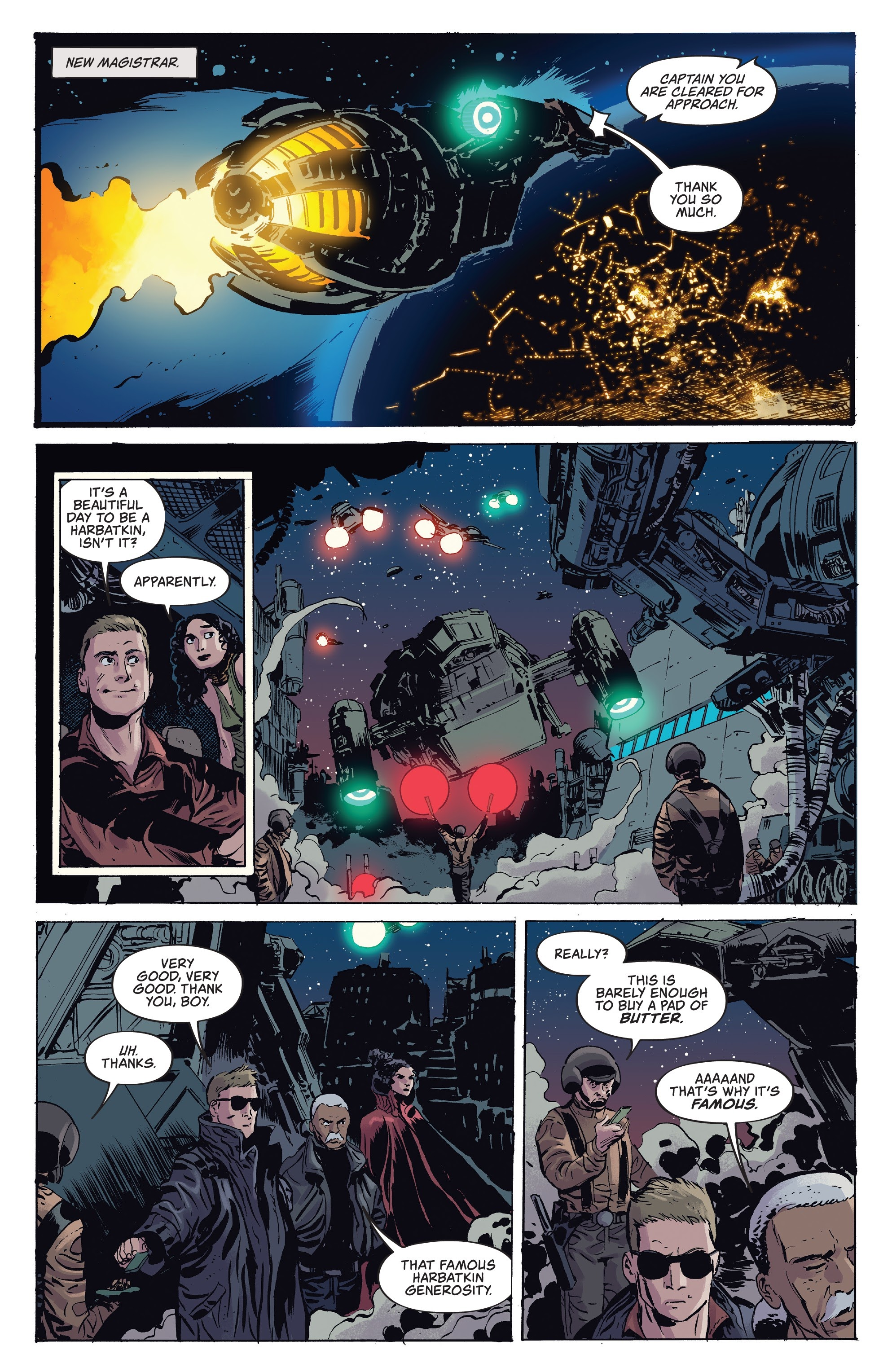 Read online Firefly comic -  Issue #7 - 19