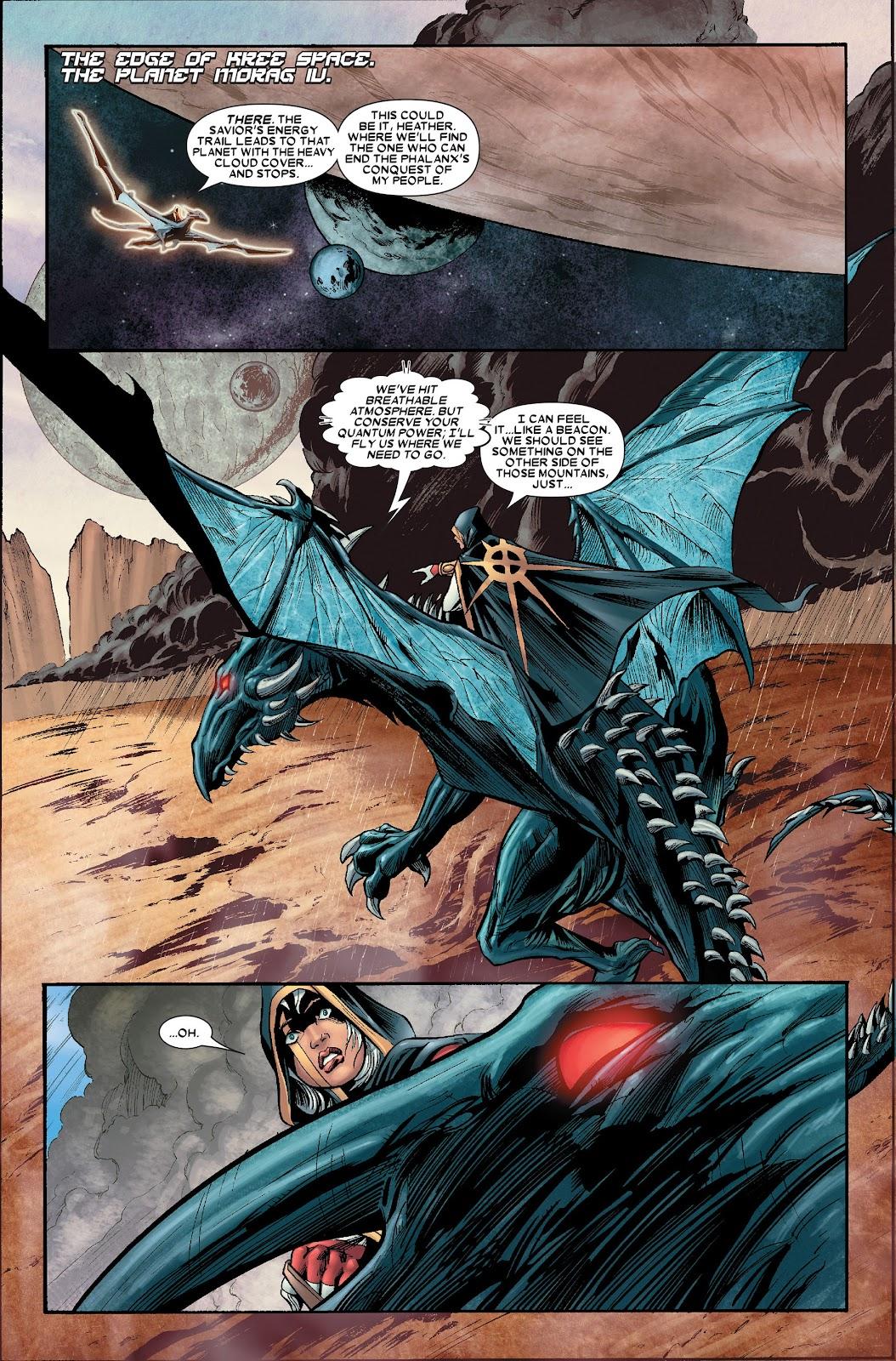 Annihilation: Conquest - Quasar issue 3 - Page 8