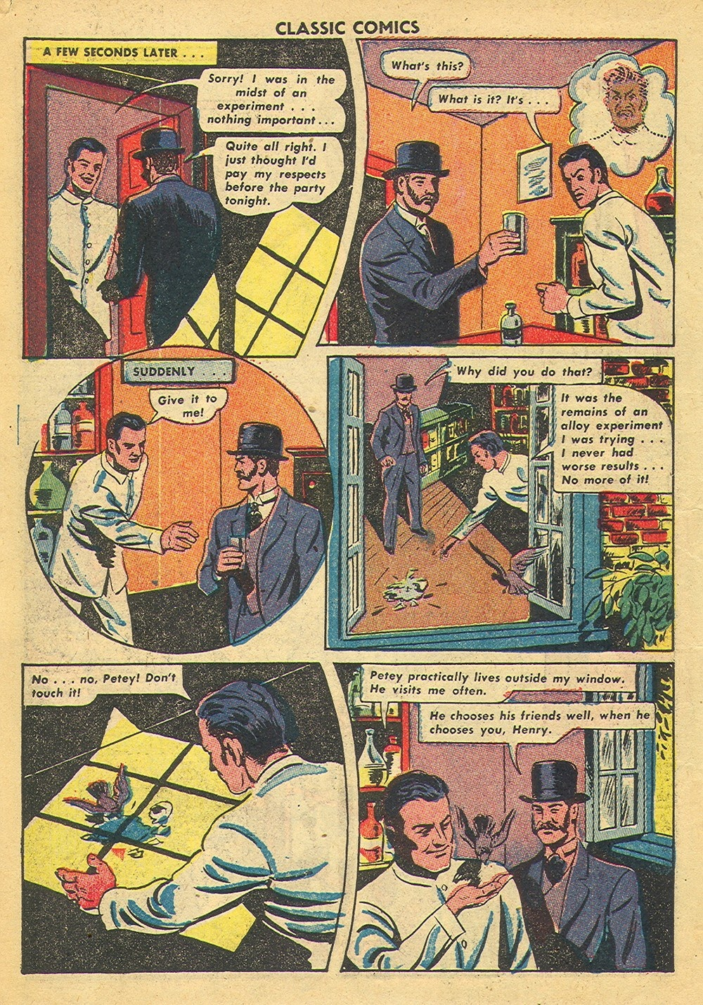 Classics Illustrated issue 13 - Page 10