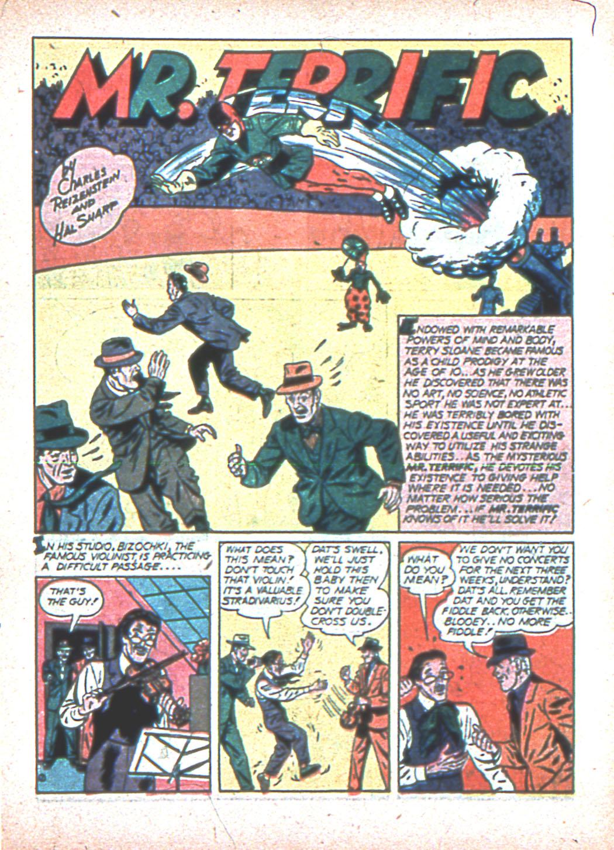 Read online Sensation (Mystery) Comics comic -  Issue #2 - 25