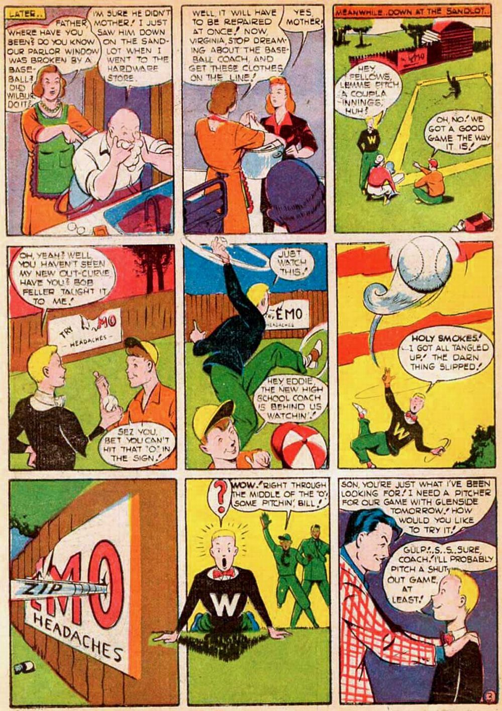 Zip Comics issue 19 - Page 56