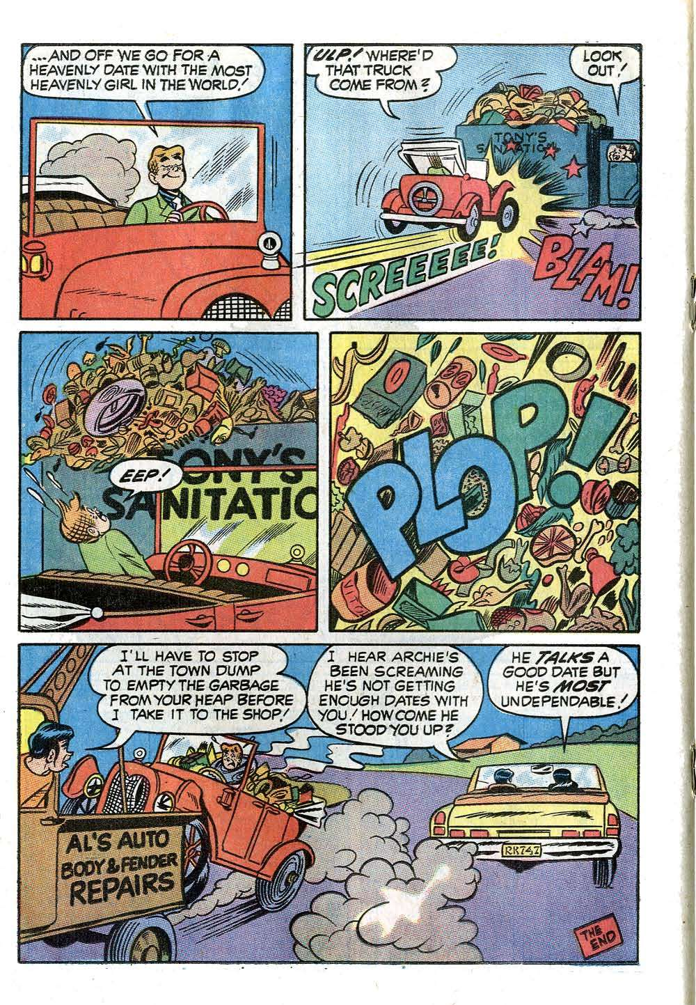 Read online Archie (1960) comic -  Issue #211 - 18