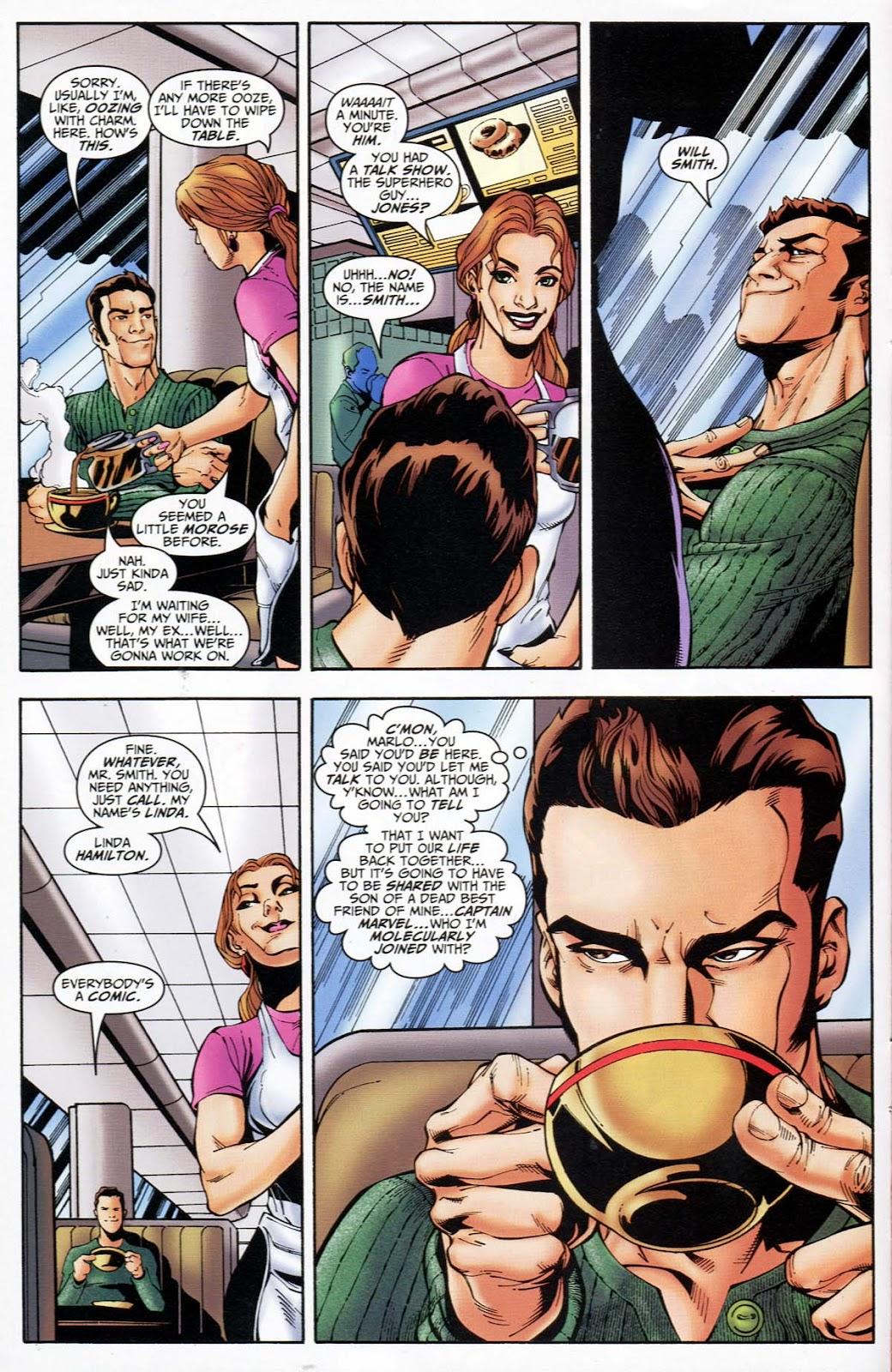 Captain Marvel (1999) Issue #0 #1 - English 4