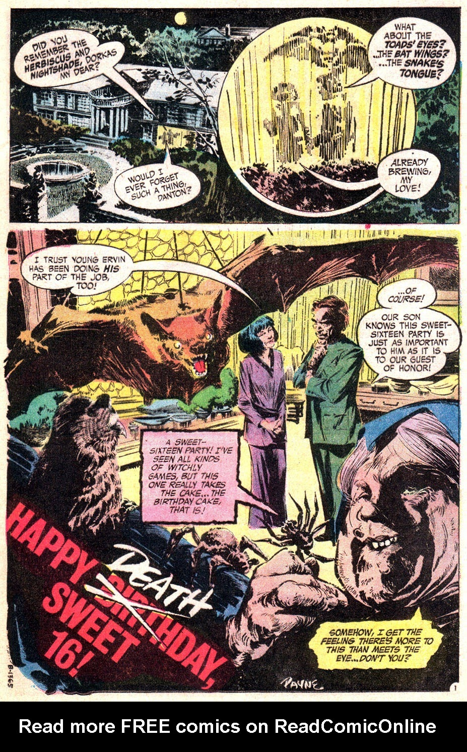 The Witching Hour (1969) issue 25 - Page 21