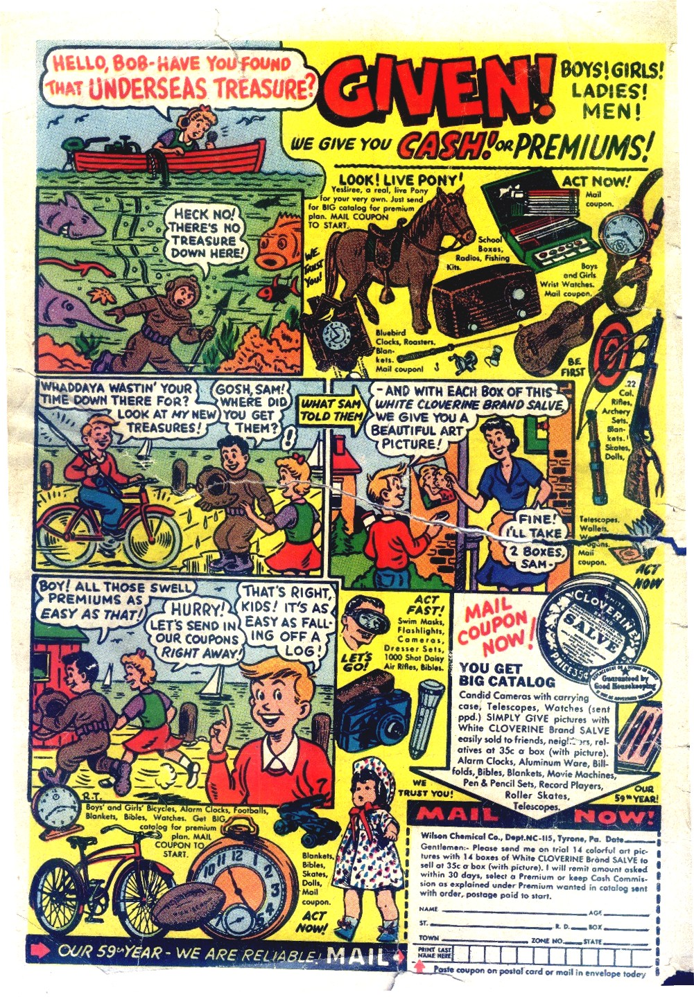 The Adventures of Bob Hope issue 27 - Page 44