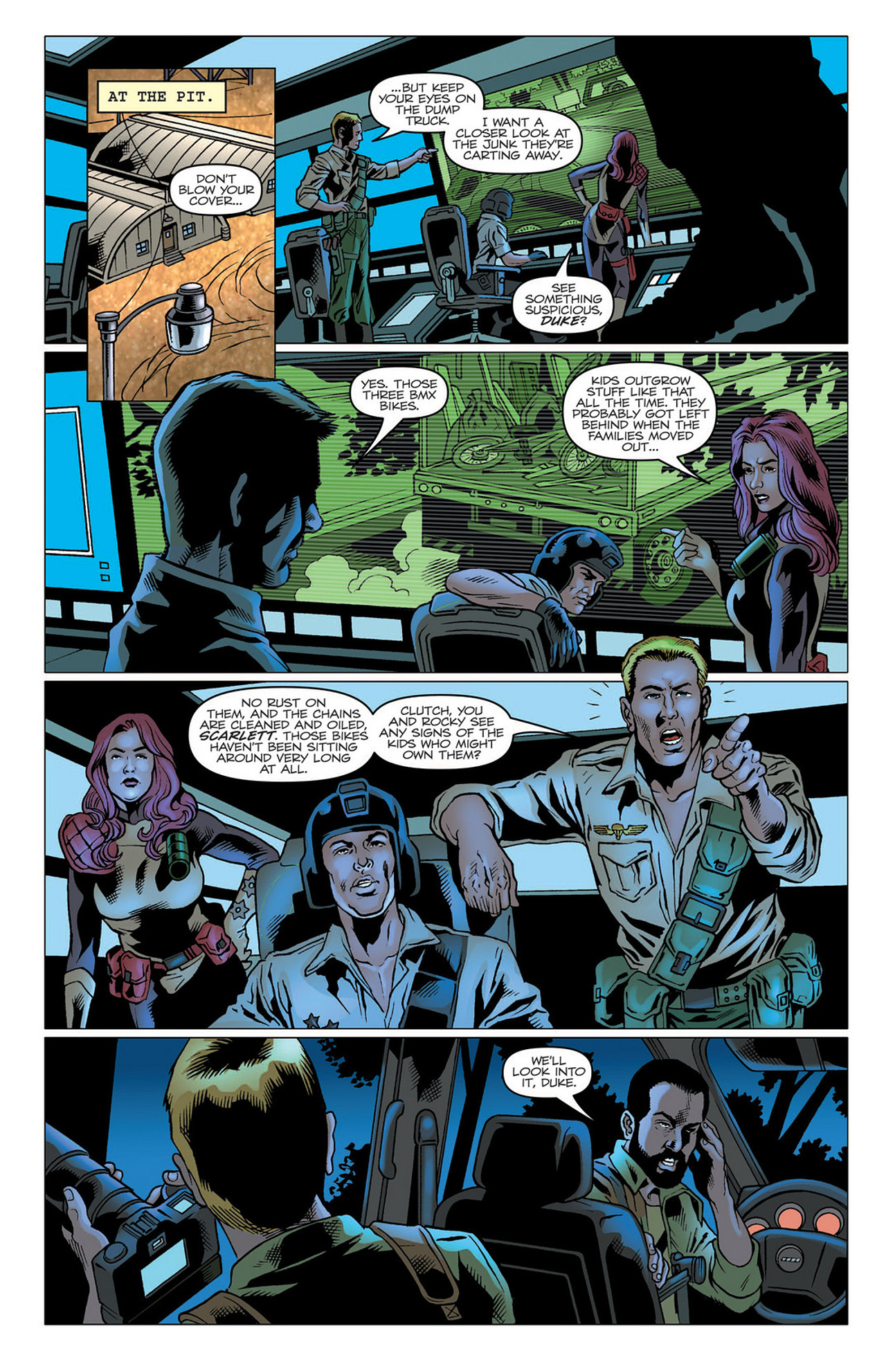 G.I. Joe: A Real American Hero 183 Page 12