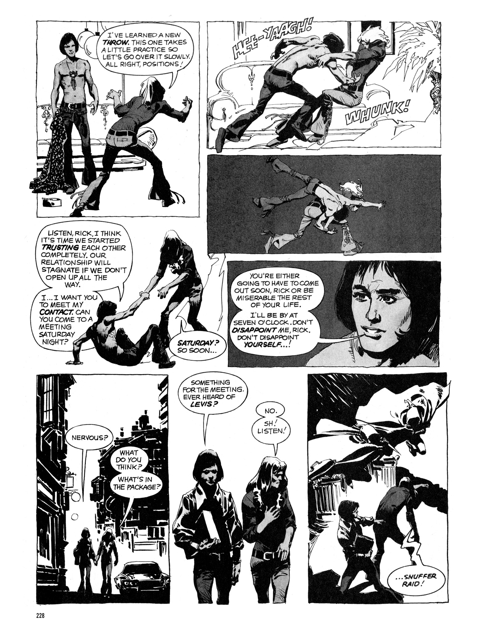 Read online Eerie Archives comic -  Issue # TPB 16 - 229