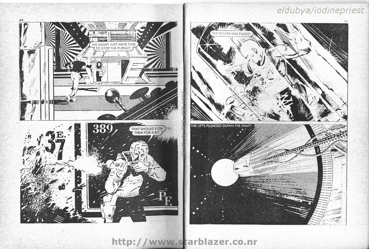 Starblazer issue 50 - Page 24