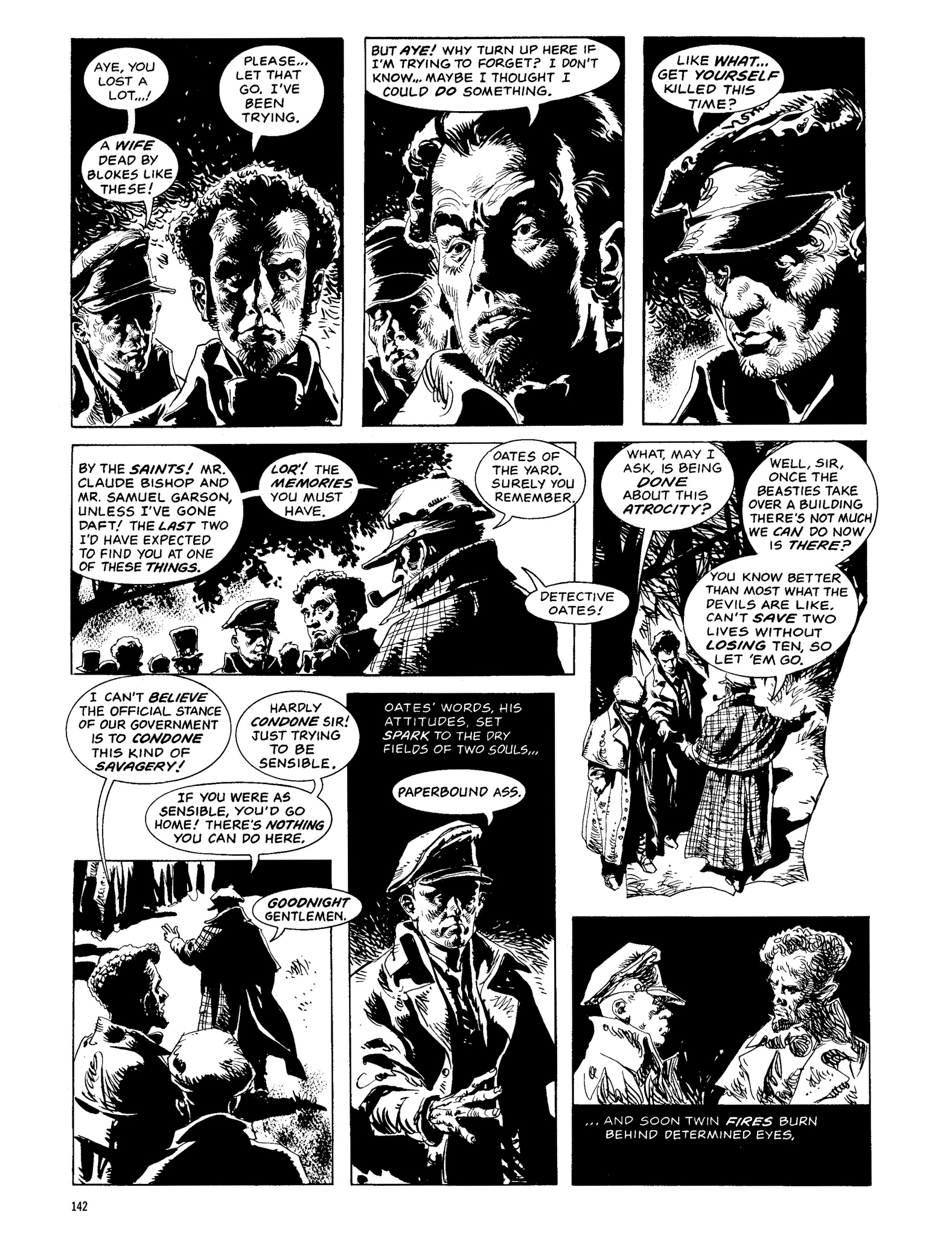 Read online Eerie Archives comic -  Issue # TPB 13 - 143