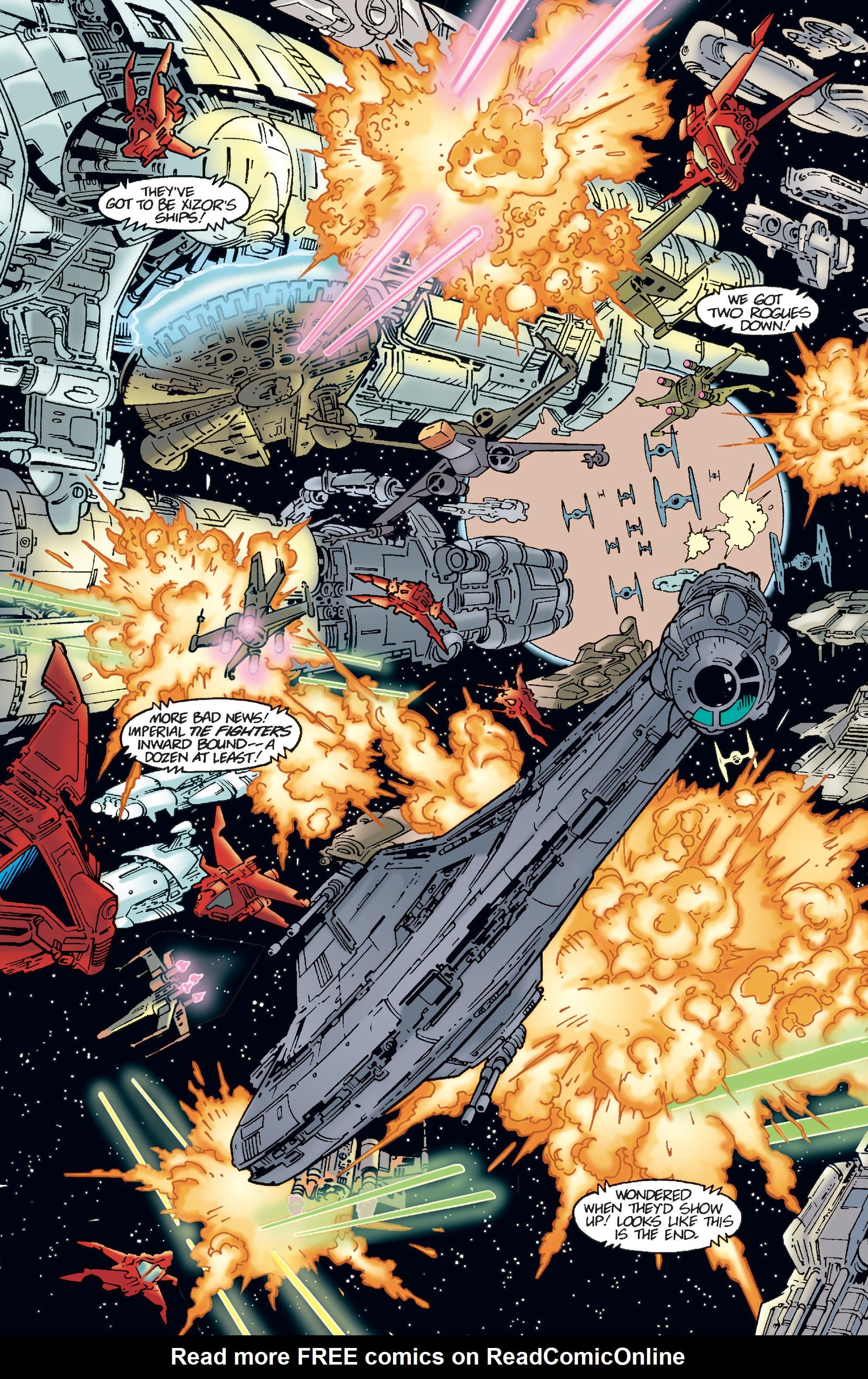 Read online Star Wars Omnibus comic -  Issue # Vol. 11 - 143