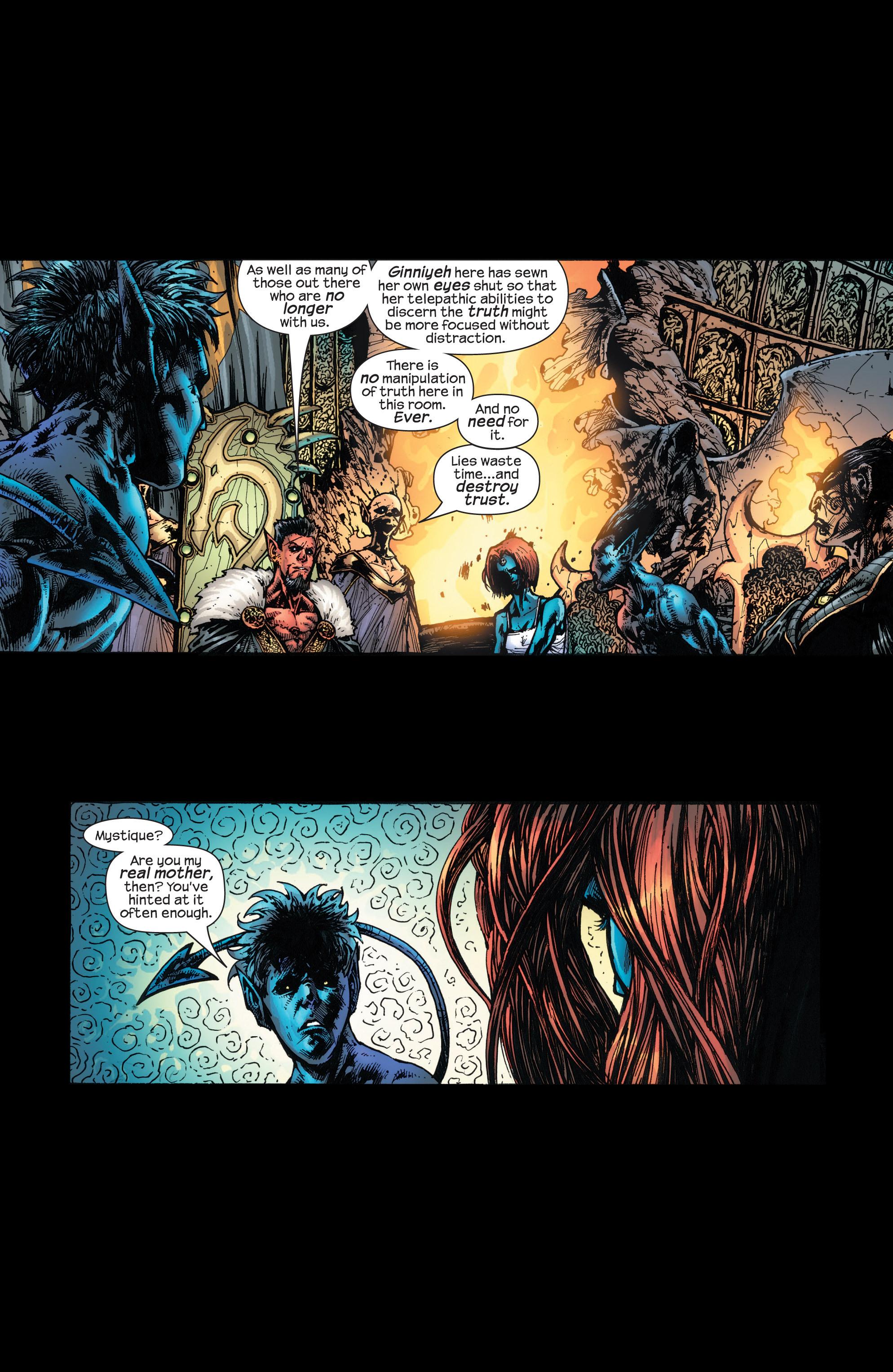Read online Uncanny X-Men (1963) comic -  Issue #432 - 17