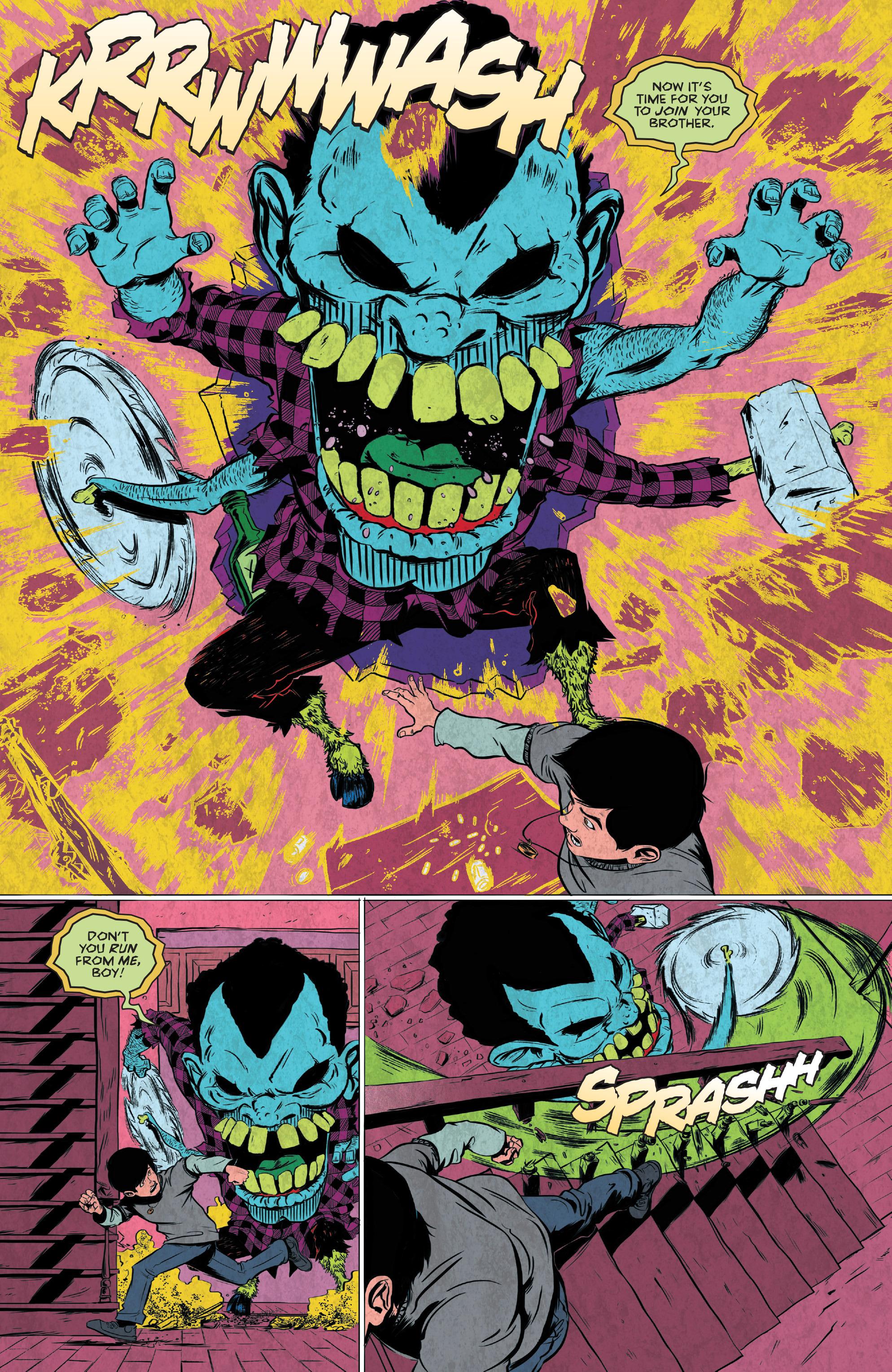 Read online Translucid comic -  Issue #4 - 17
