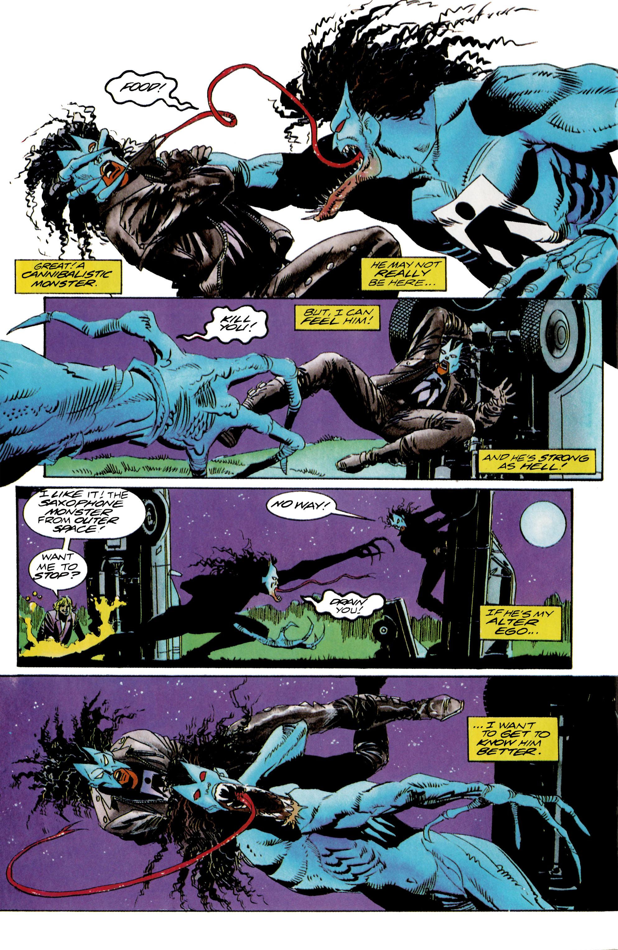 Read online Shadowman (1992) comic -  Issue #15 - 19