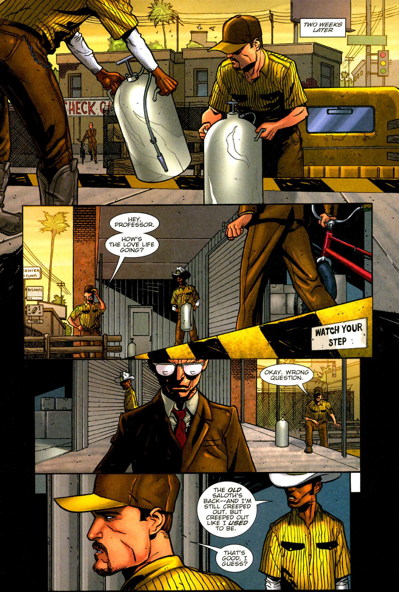Read online The Exterminators comic -  Issue #12 - 8