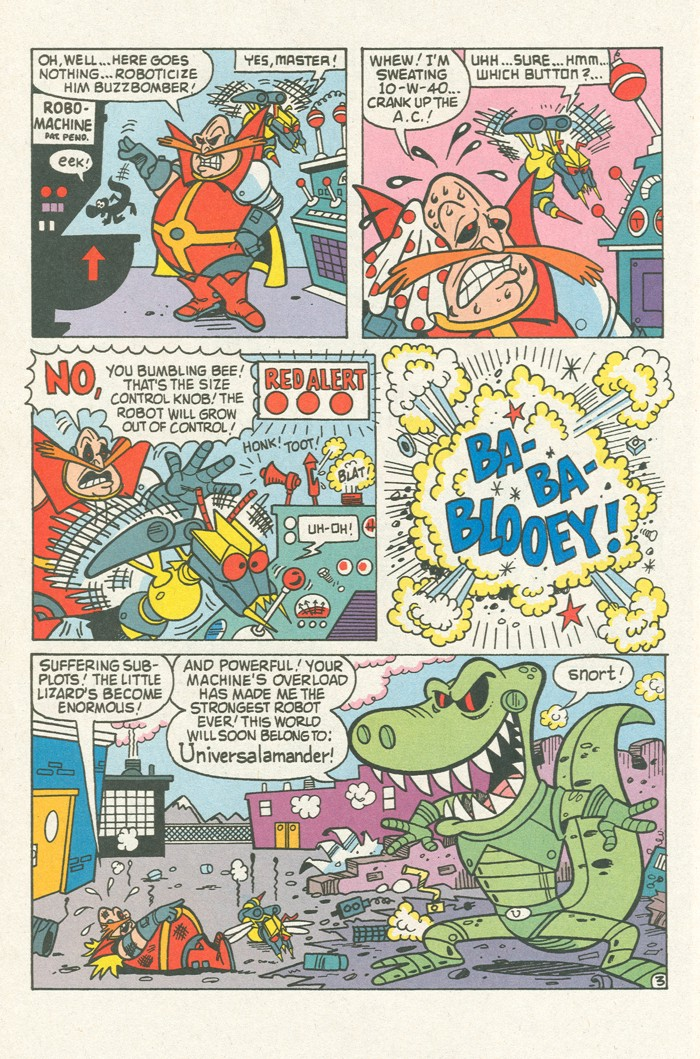 Read online Sonic Super Special comic -  Issue #3 - Sonic Firsts - 27